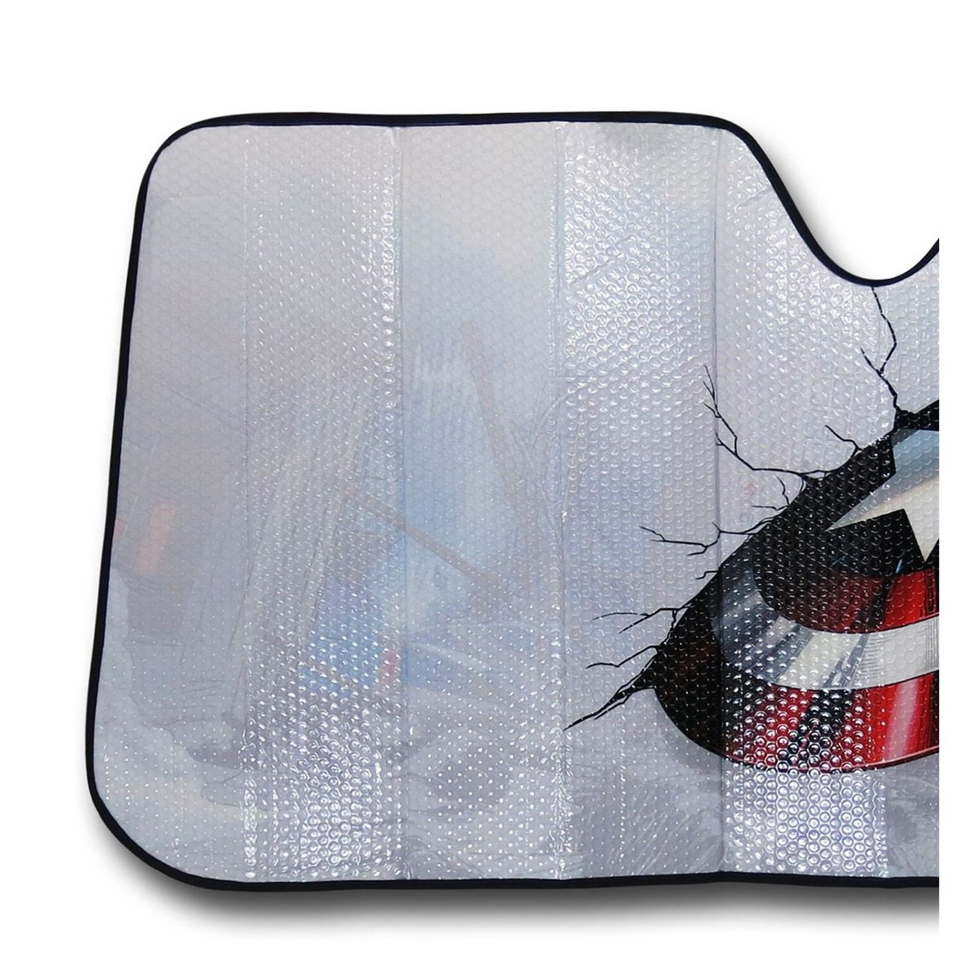 Captain America Car Shield Sunshade