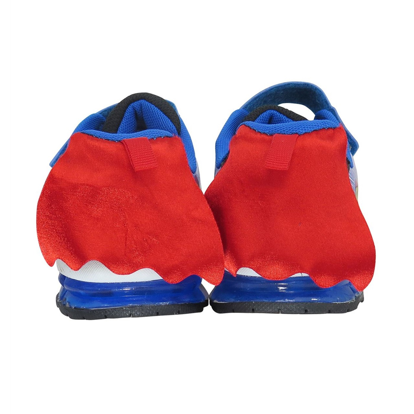 Superman Up Up & Away Kids Caped Sneakers