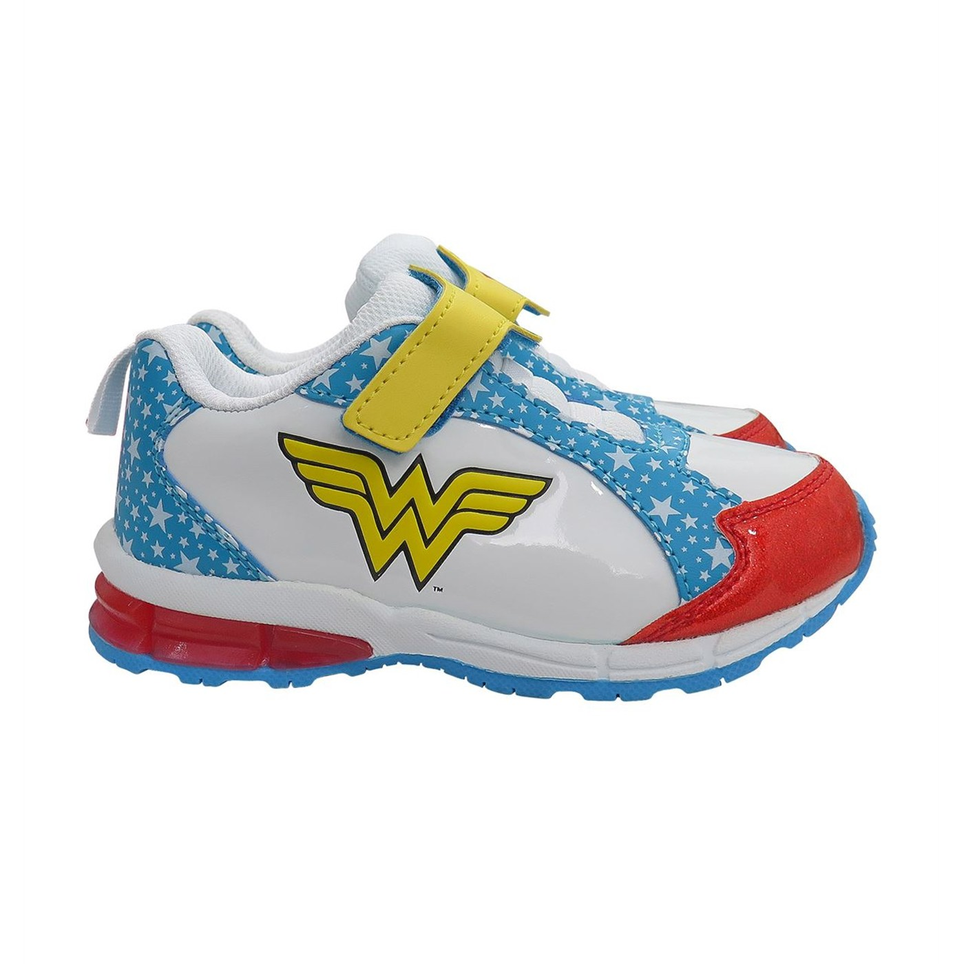 Wonder Woman Super Star Kids Sneakers
