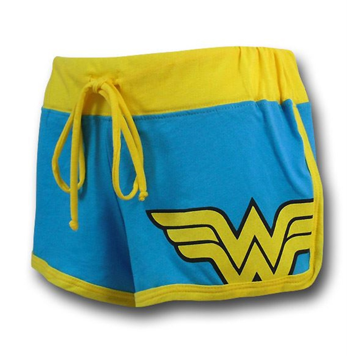Wonder Woman Women's Short Shorts