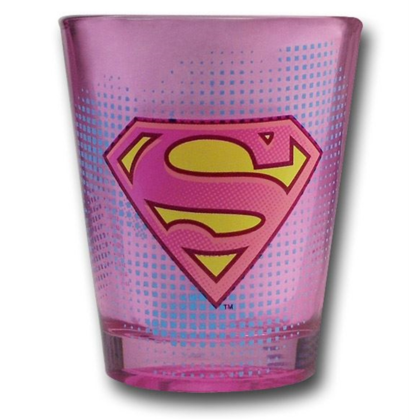 Supergirl Shot Glass