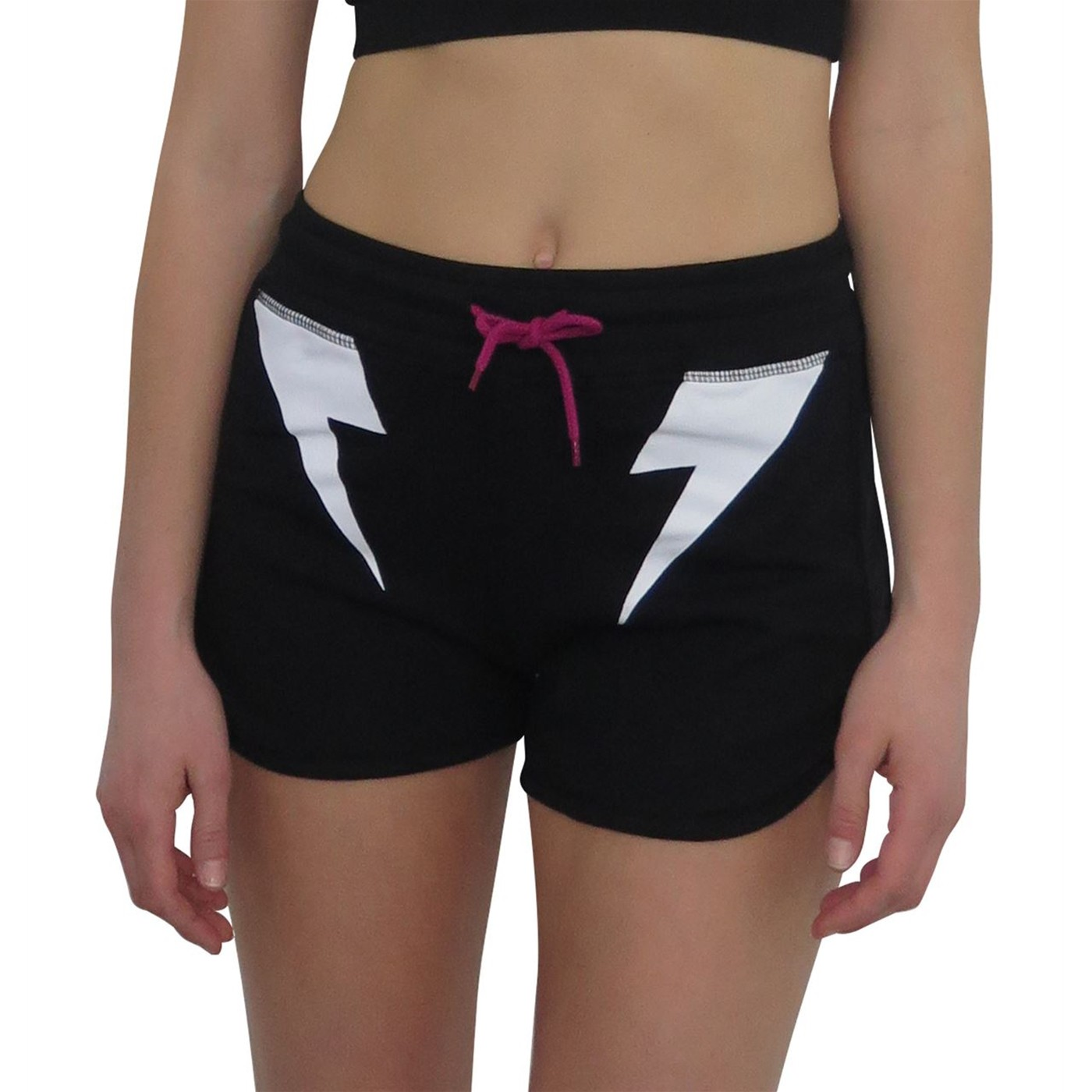 Spider Gwen Women's Costume French Terry Shorts