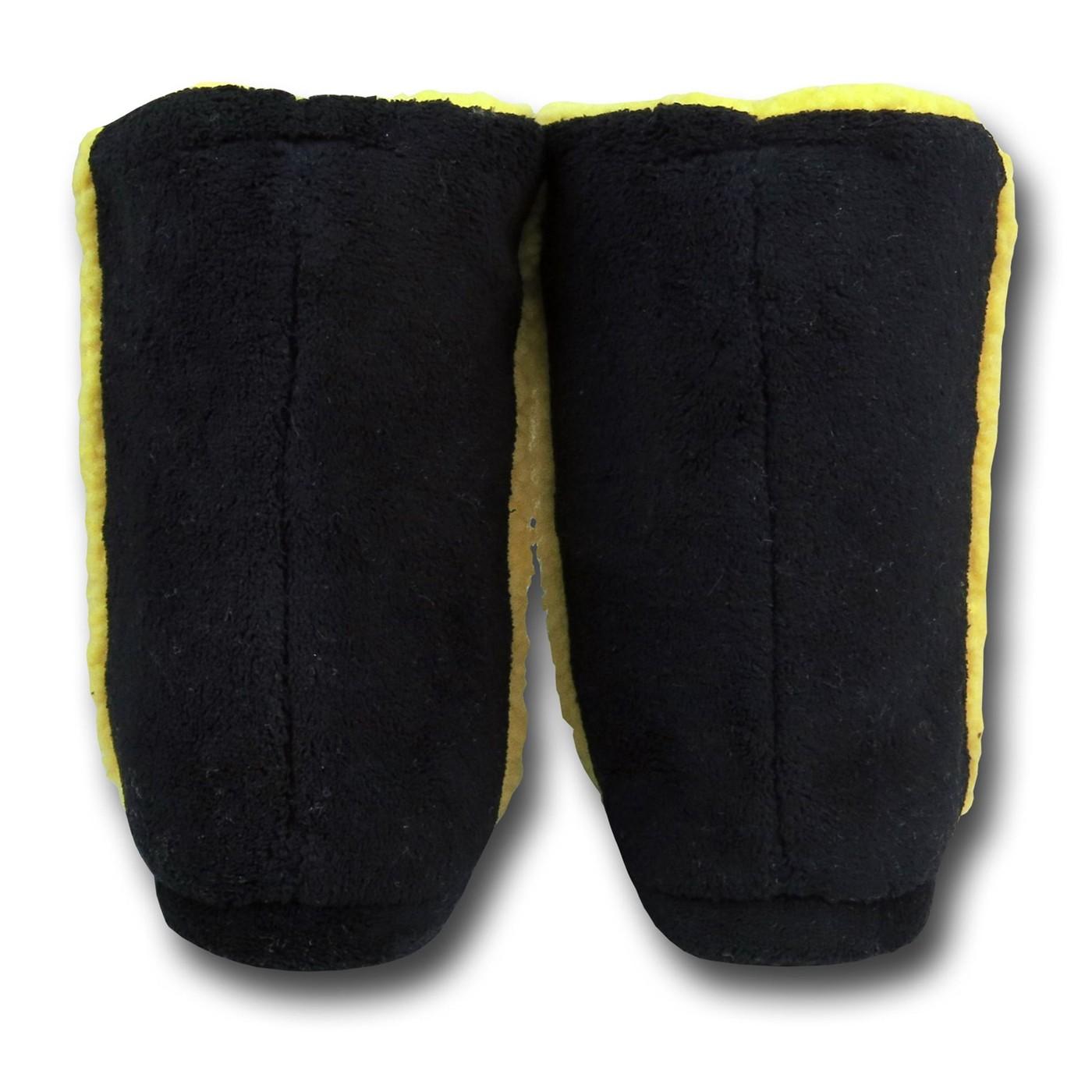 Batman Women's Boot Slippers