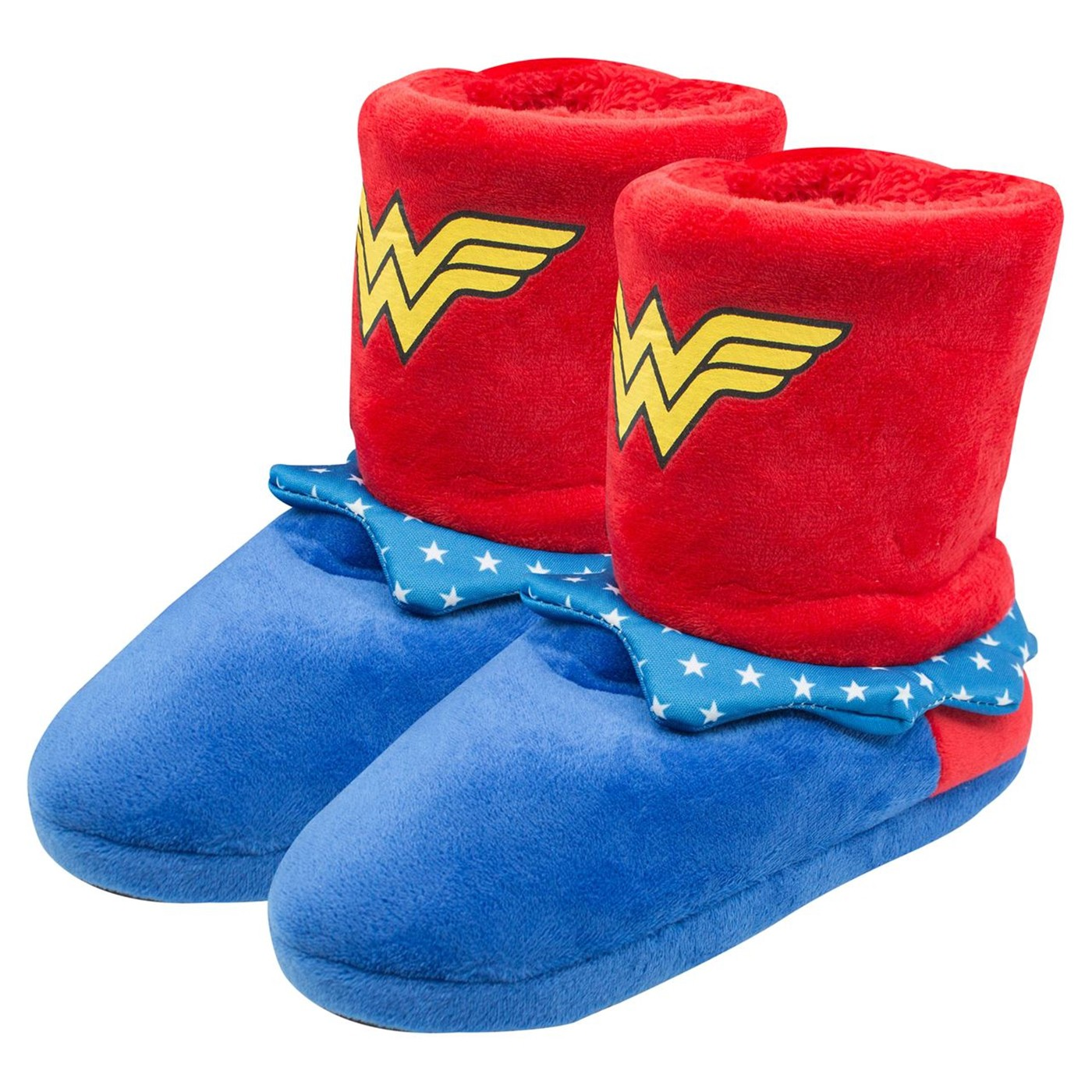 Wonder Woman Costume Youth Slipper Boots