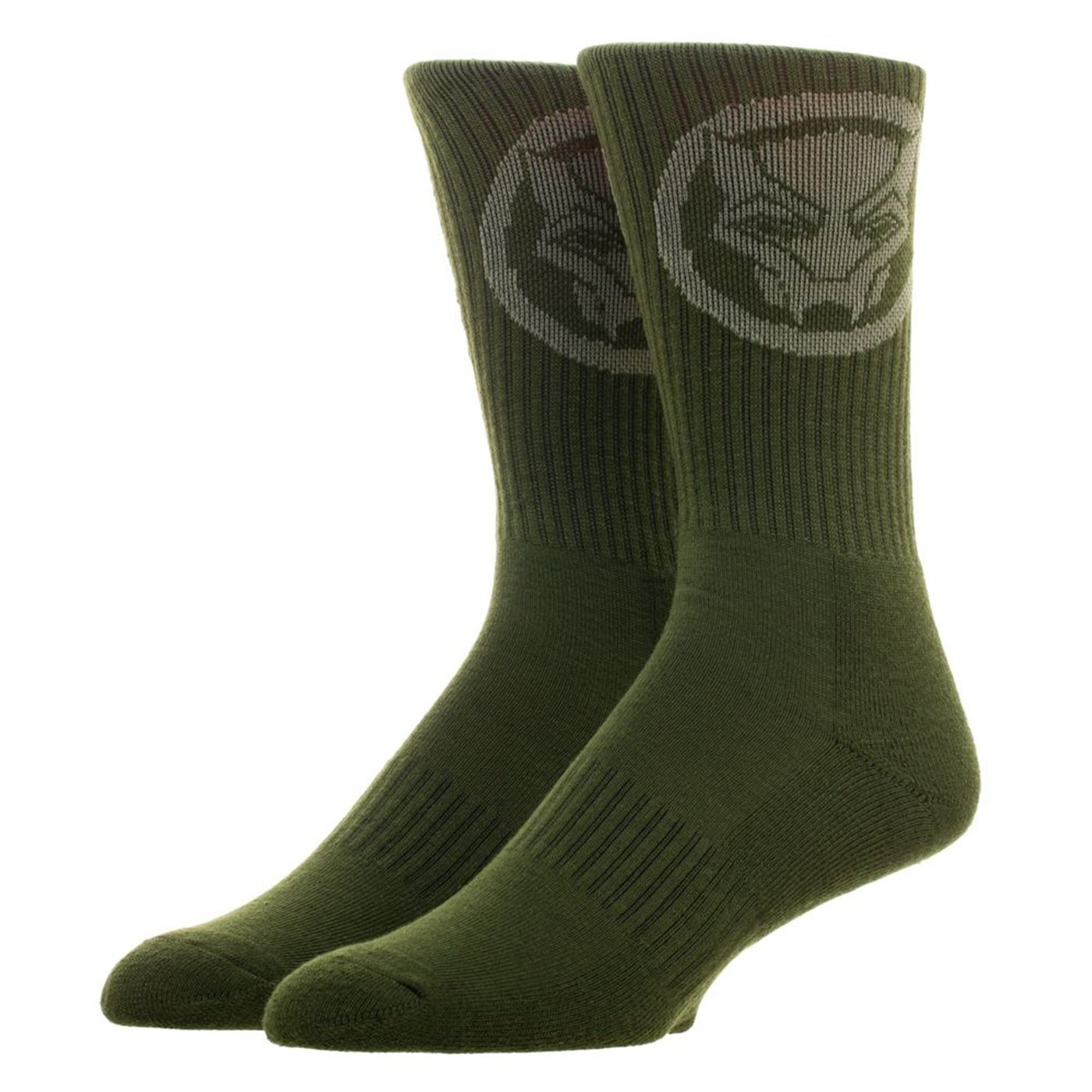 Black Panther Salute To Service Athletic Crew Socks