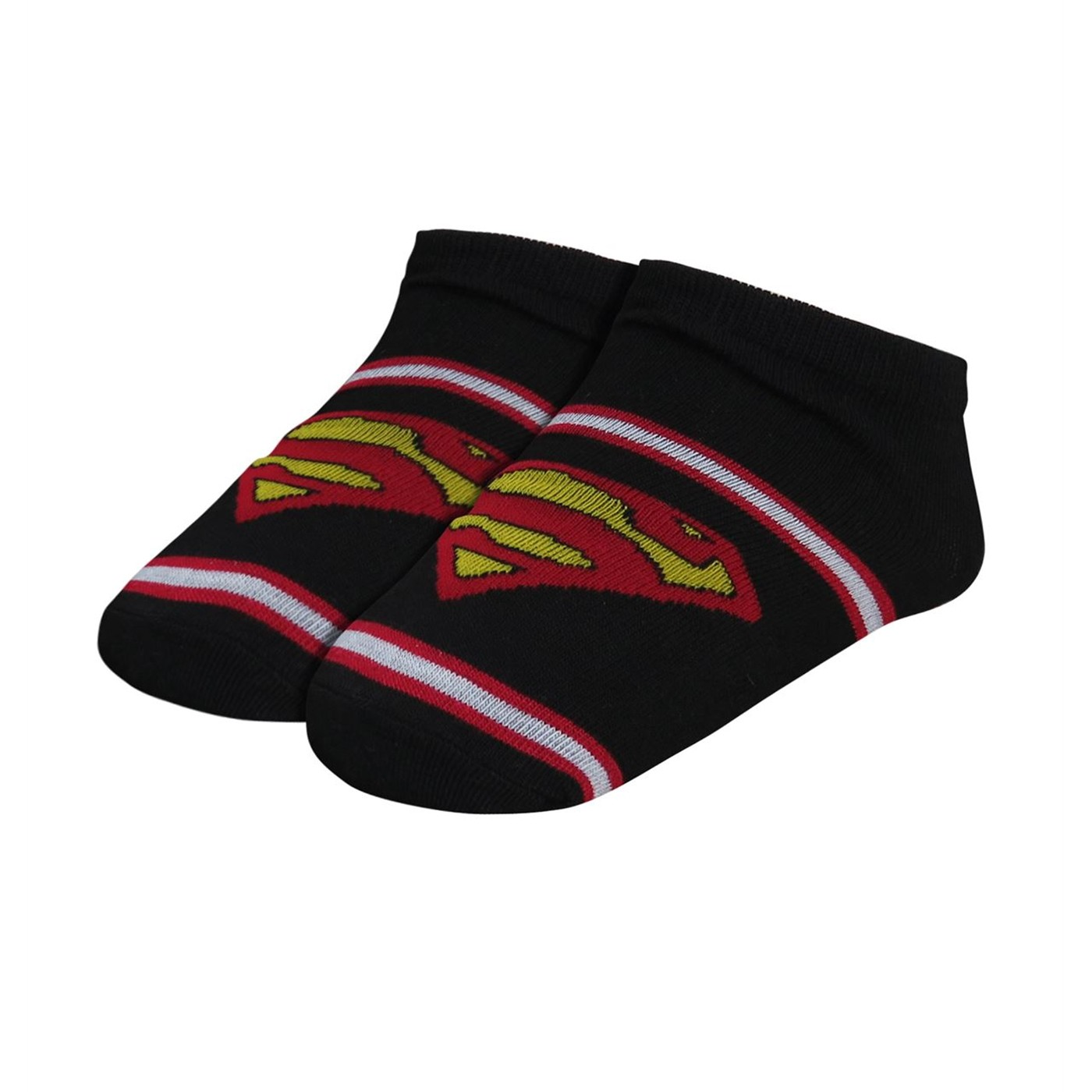 Superman Symbols Kids Sock 5 Pack