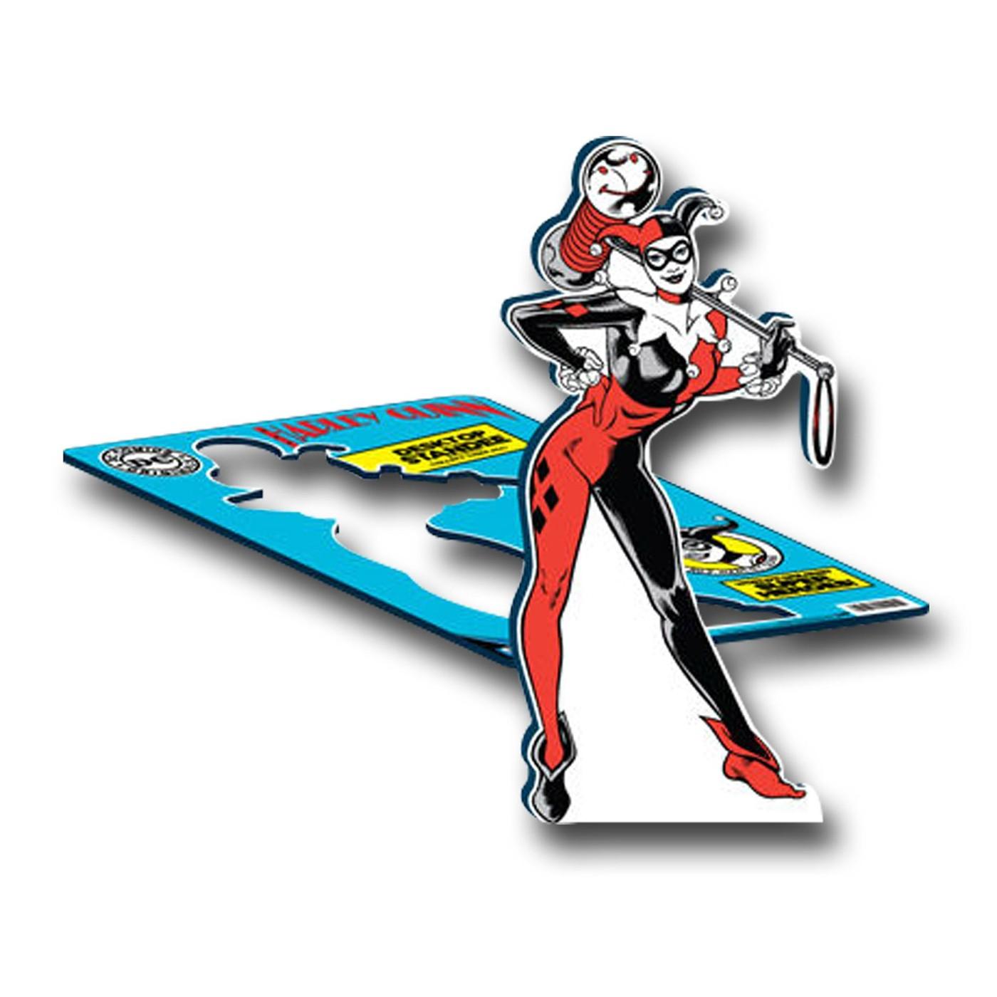 Harley Quinn Desktop Standee