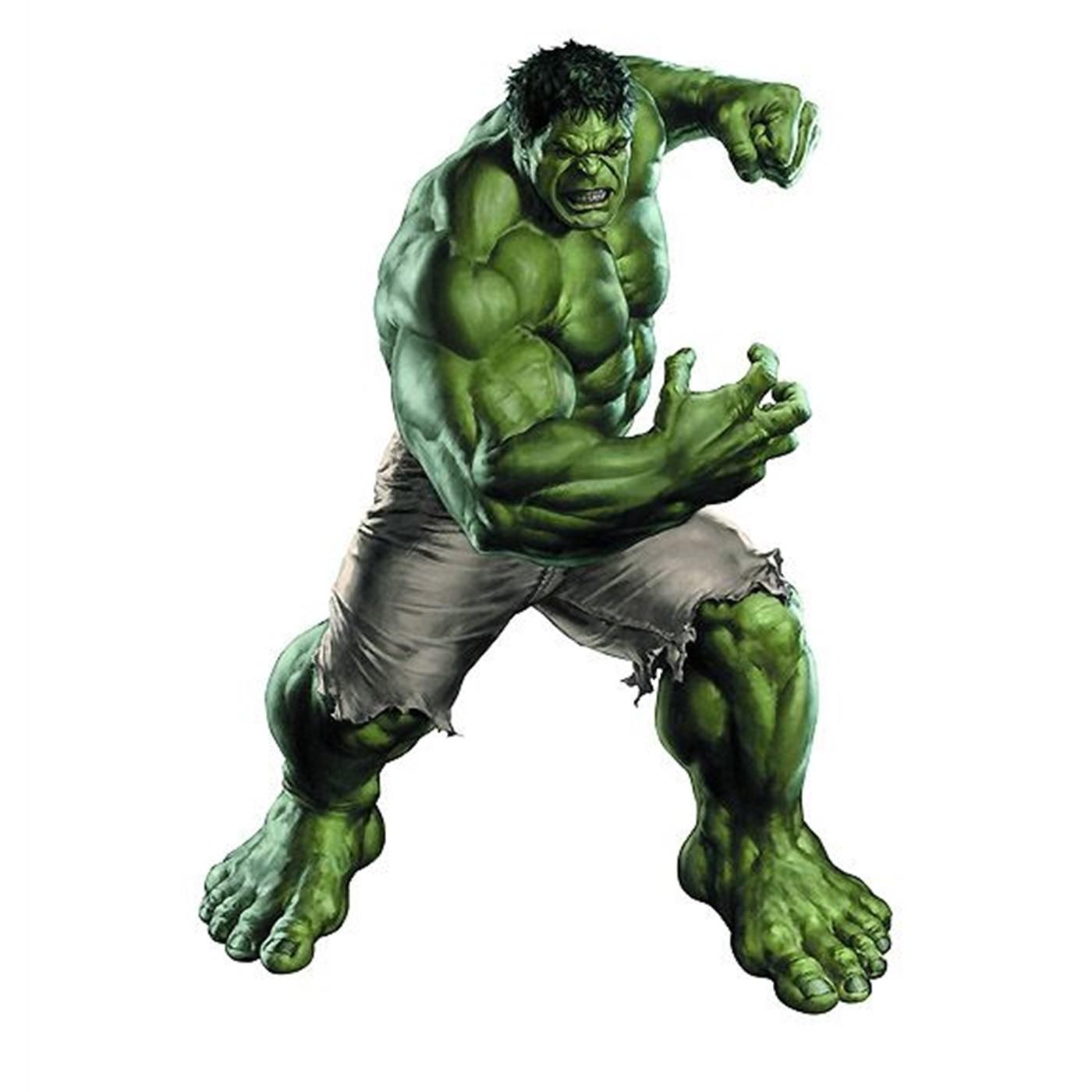 The Avengers Movie Incredible Hulk Cardboard Standup