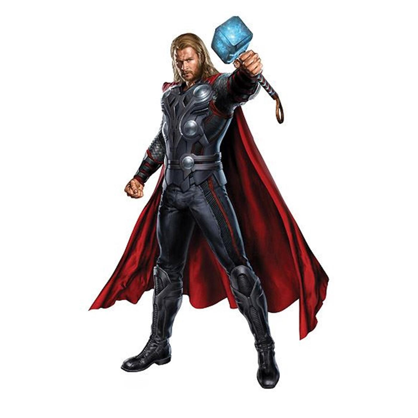The Avengers Movie Thor Cardboard Standup