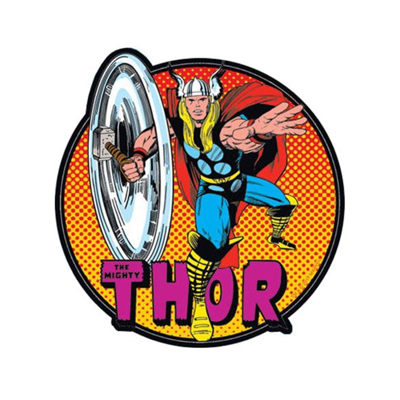Thor 'Here Hold This' Sticker