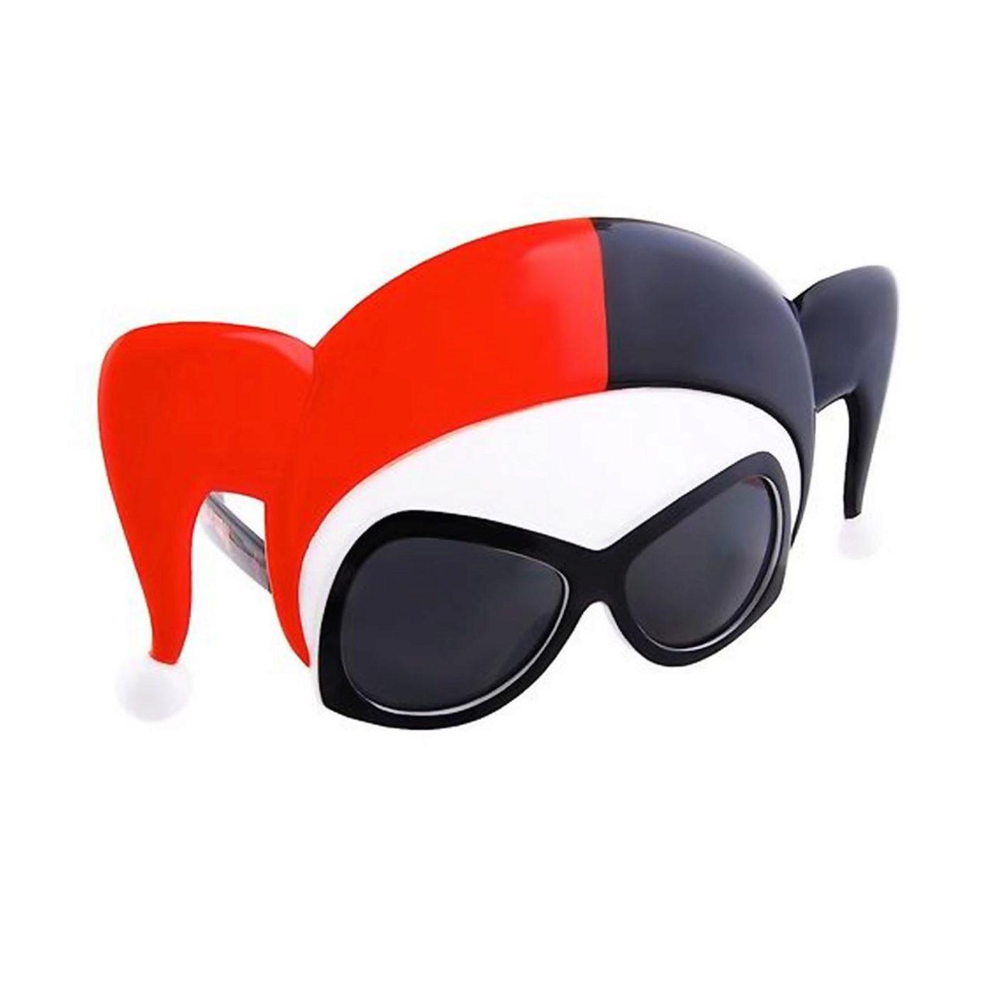 Harley Quinn Mask Costume Sunglasses
