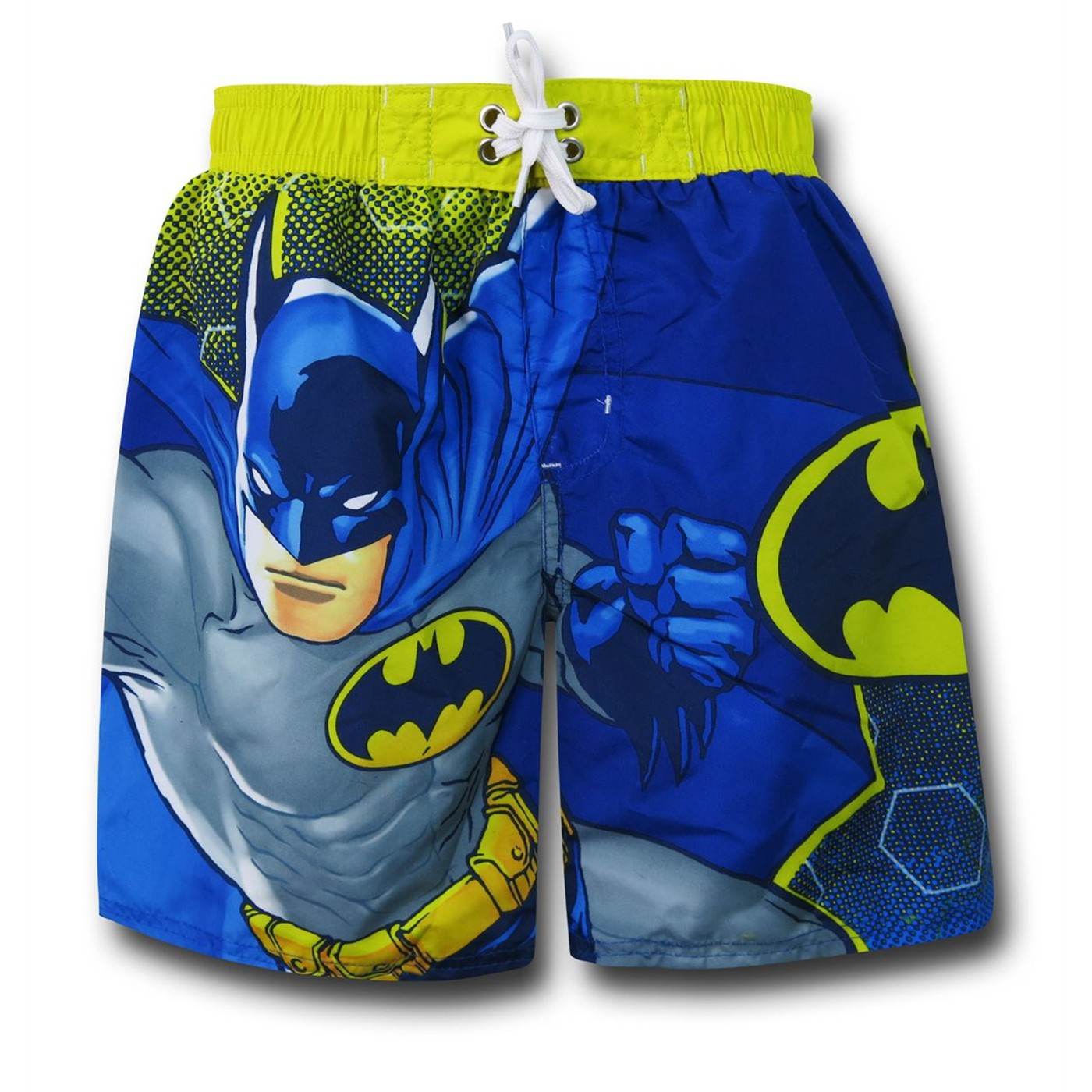 Batman Leap Kids Swim Trunks