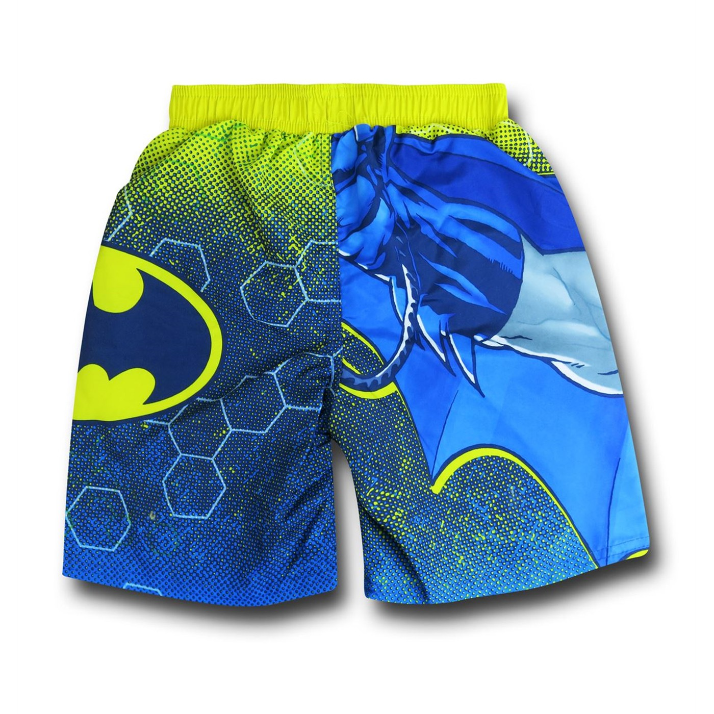 Batman Leap Kids Swim Trunks