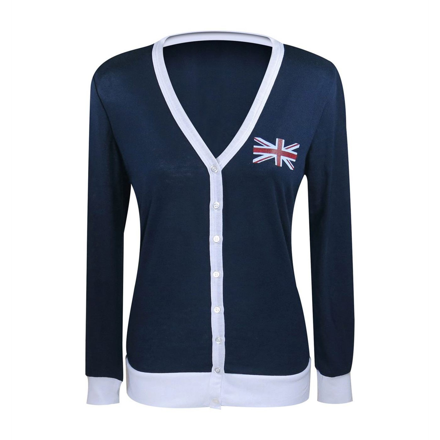 Doctor Who Women's Tardis Cardigan