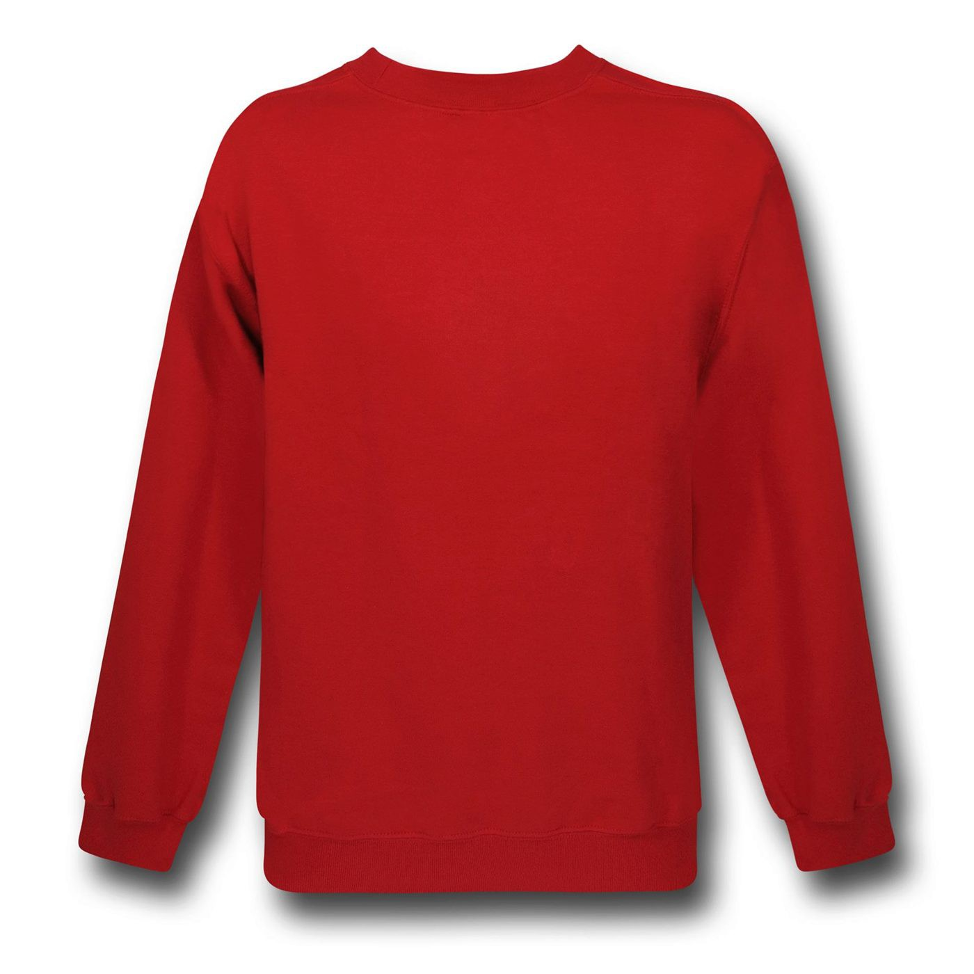 "TMNT Group Red ""Christmas Sweater"" Sweatshirt"