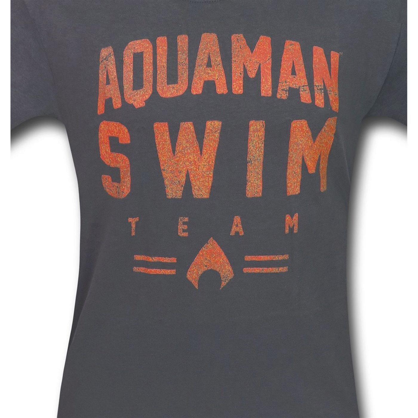 Aquaman Swim Team Men's T-Shirt