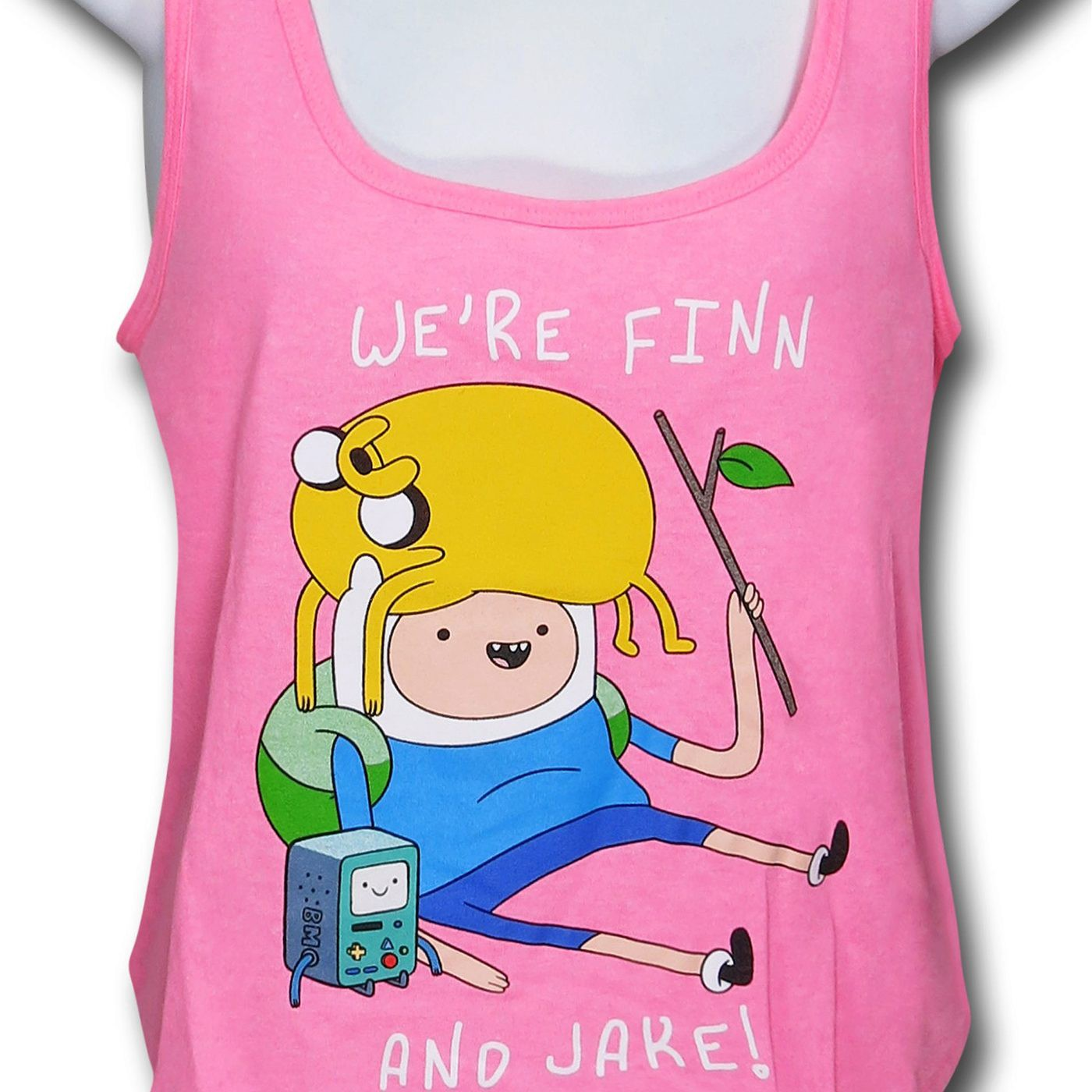 Adventure Time Women's Slouch Tank Top