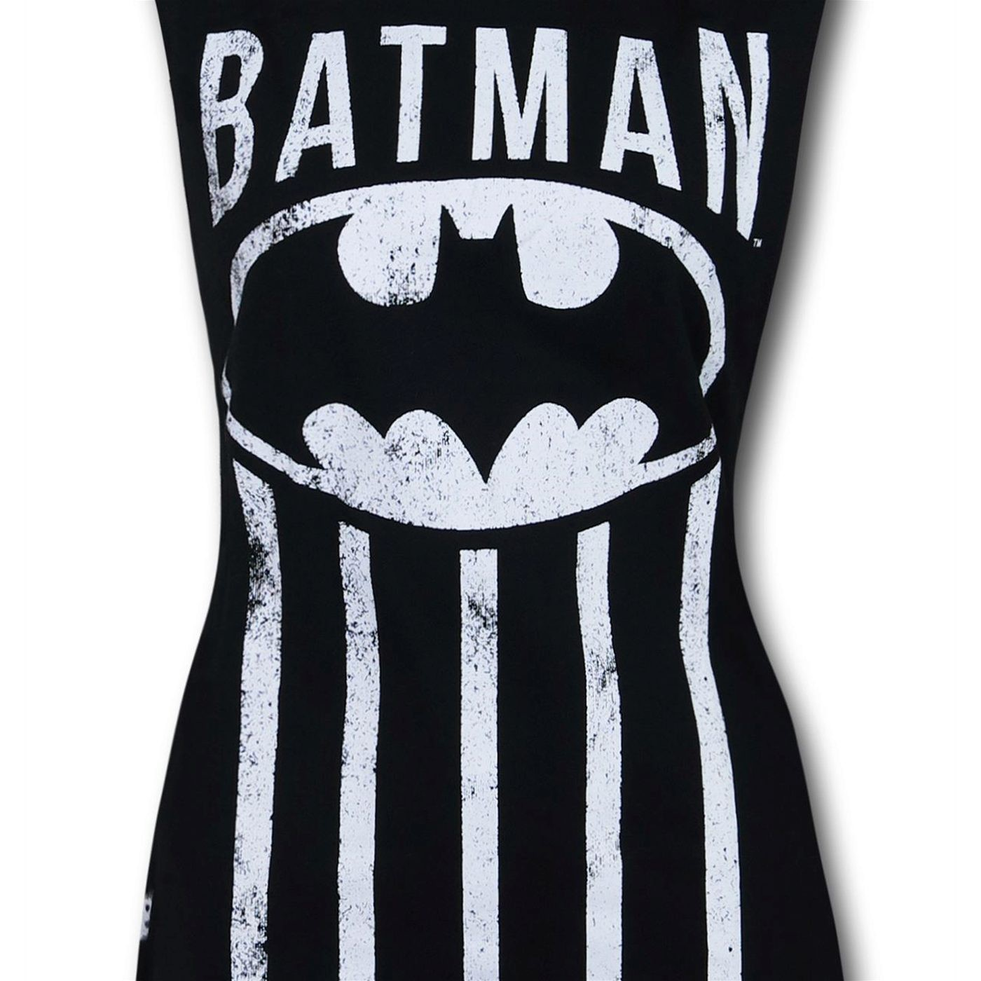 Batman Women's Open Back Tank Top