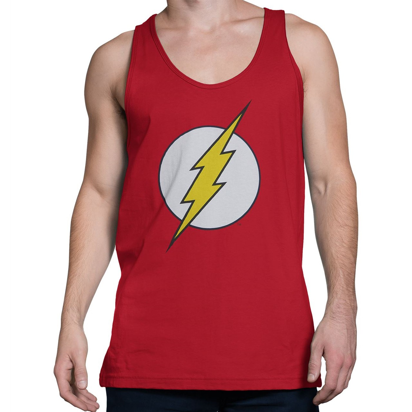 Flash Symbol Men's Tank Top