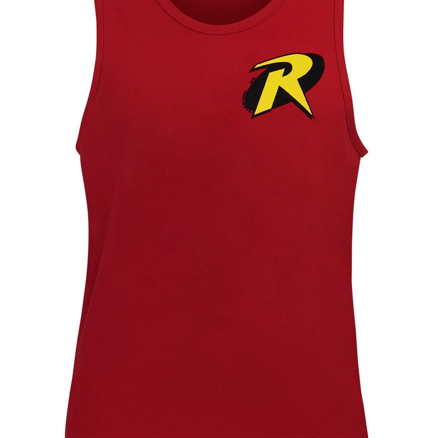 Robin Symbol Tank Top