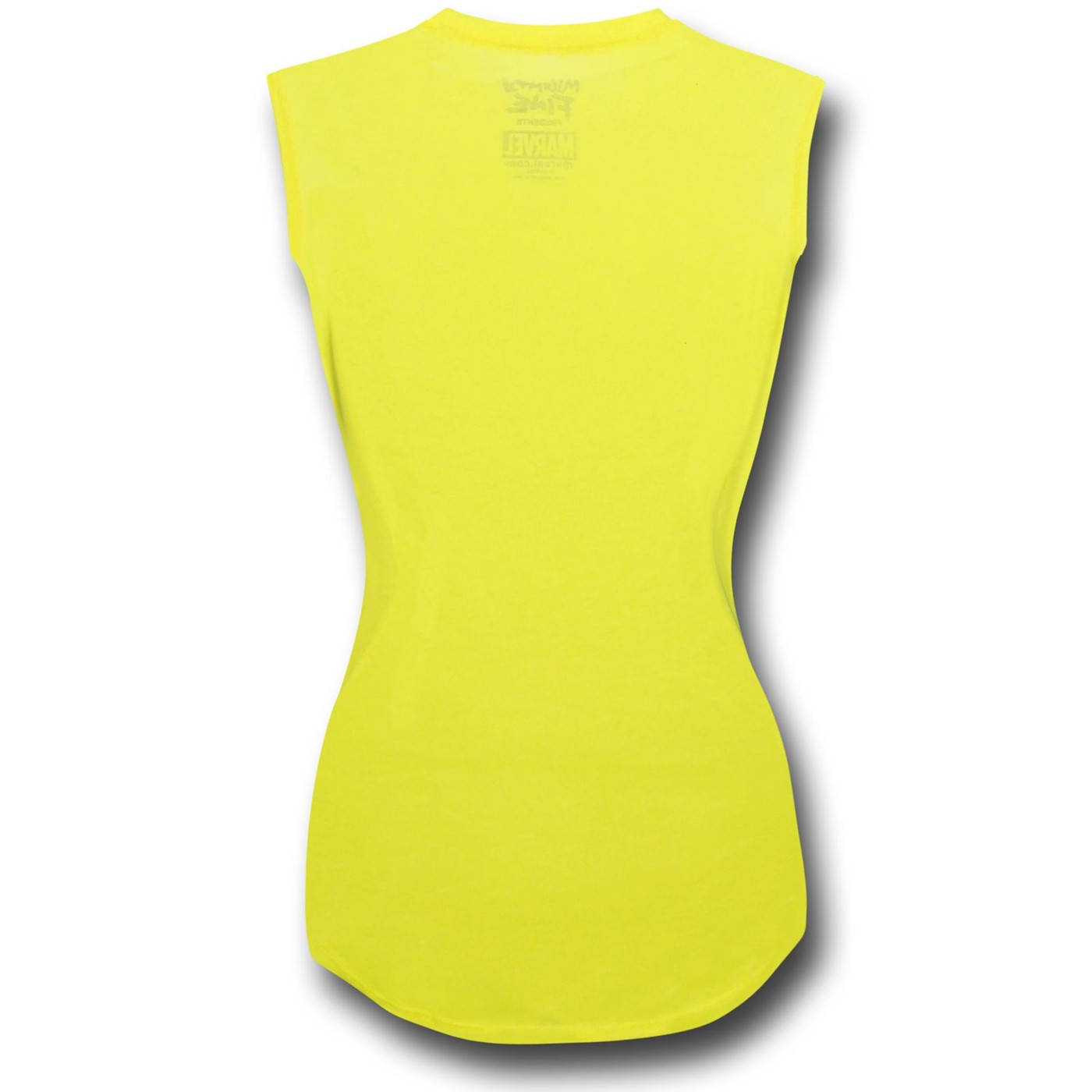 Rogue Fitted High-Low Costume Tank