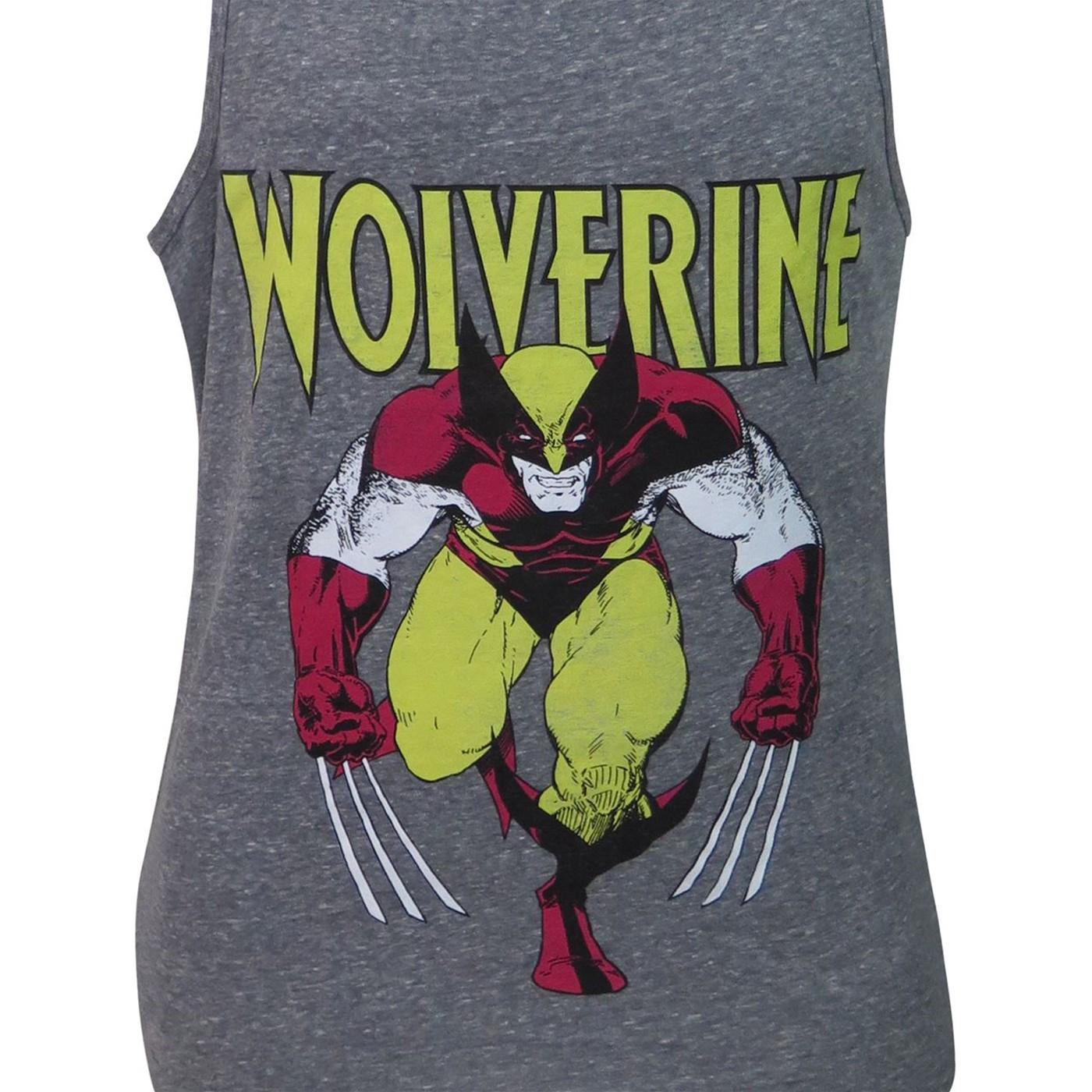 Wolverine Rage Men's Tank Top