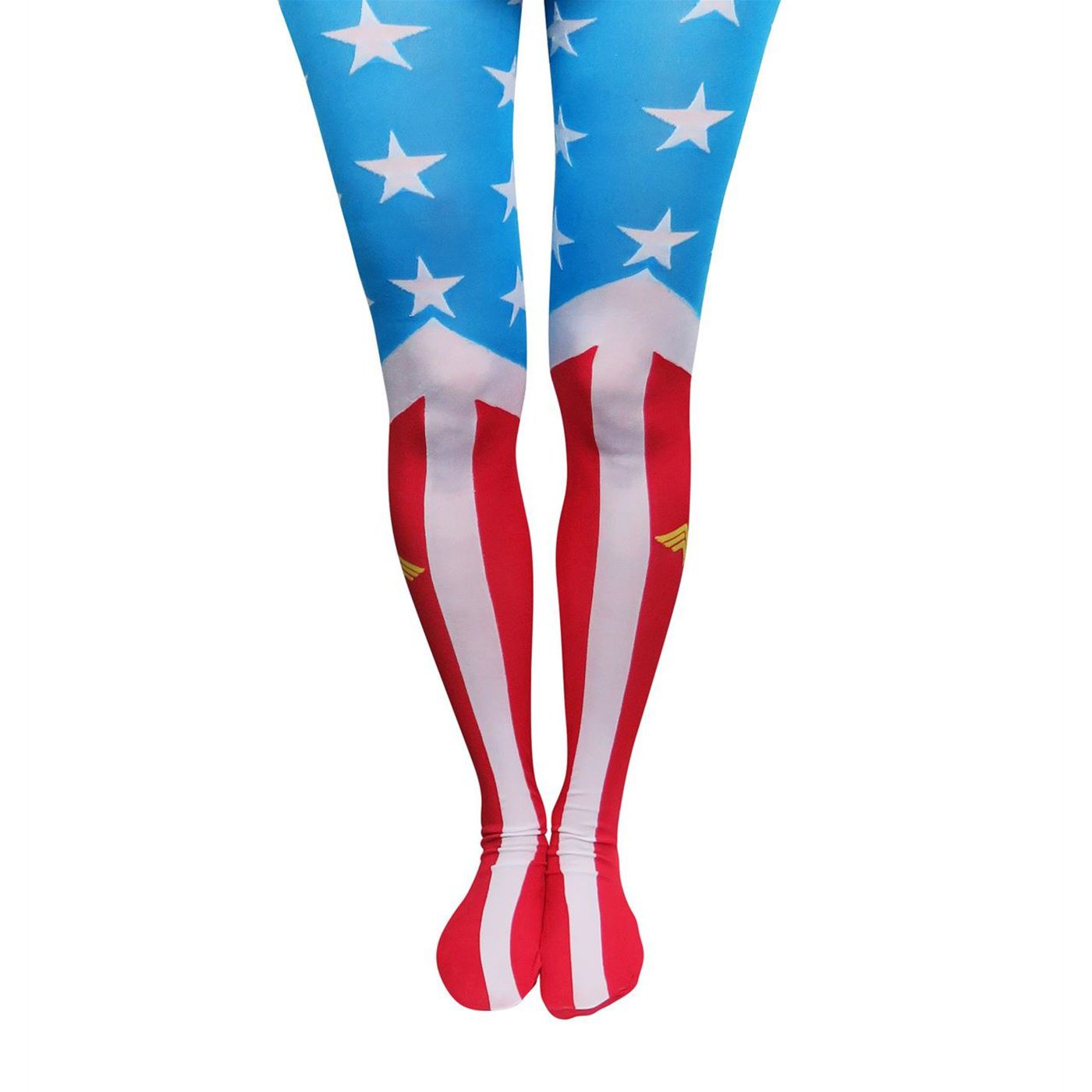 Wonder Woman Costume Women's Tights