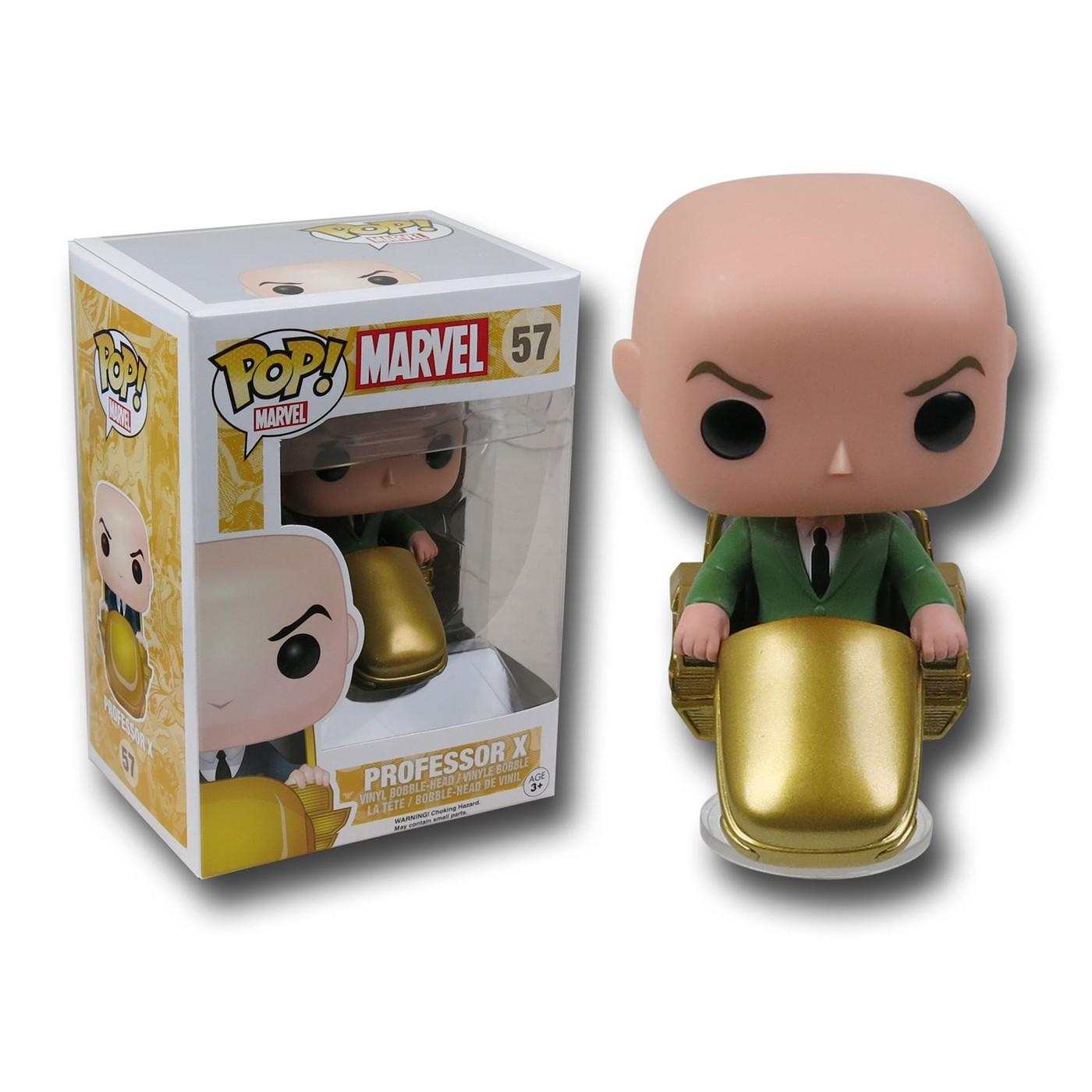 X-Men Professor X Pop Vinyl Bobble Head