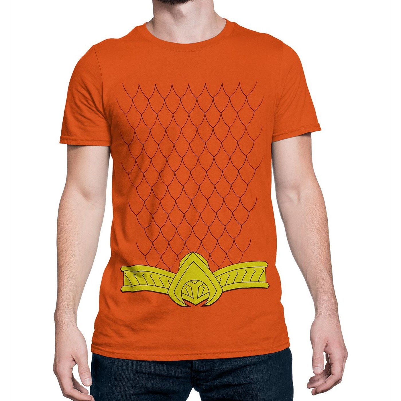 Aquaman New 52 Costume T-Shirt