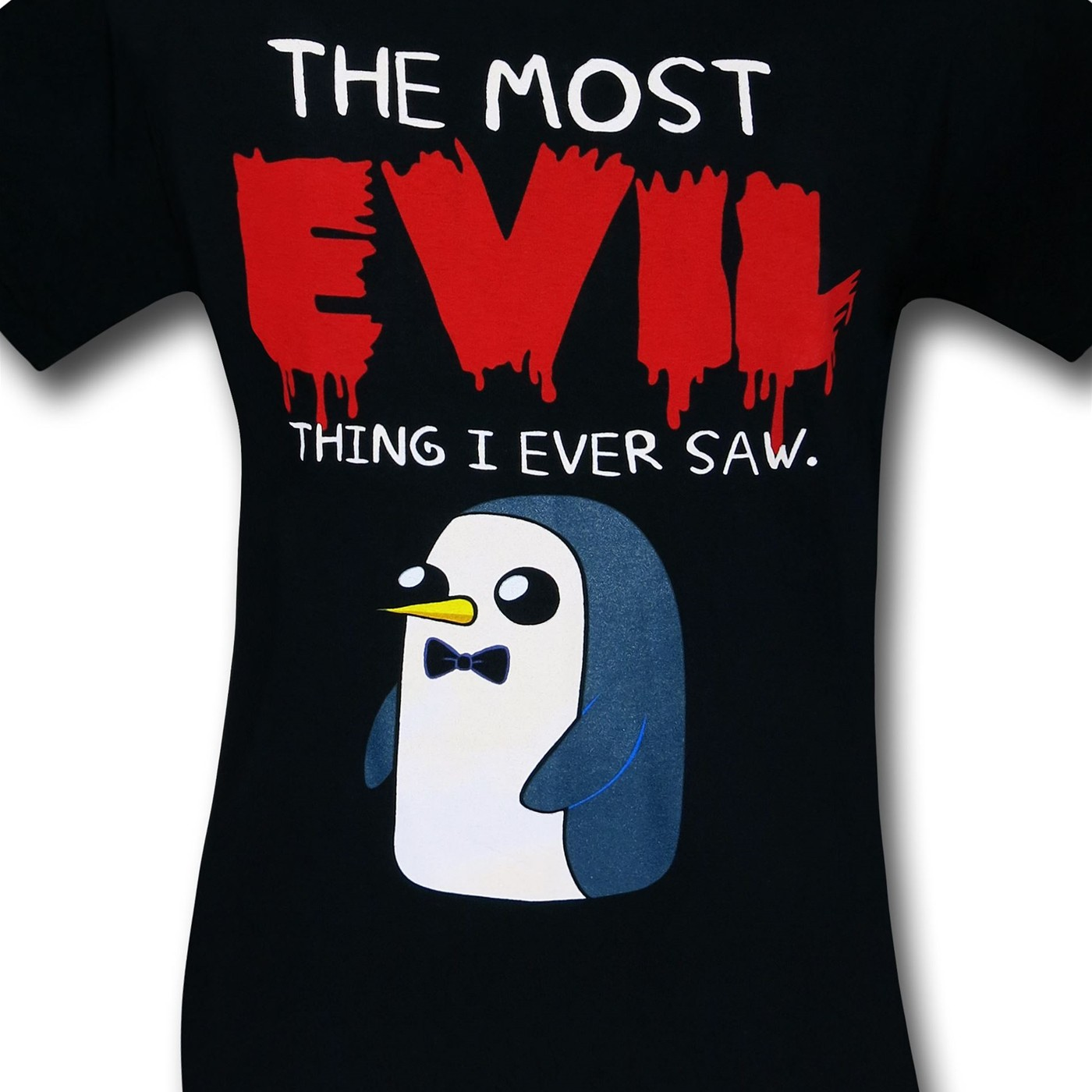Adventure Time Evil Gunter T-Shirt