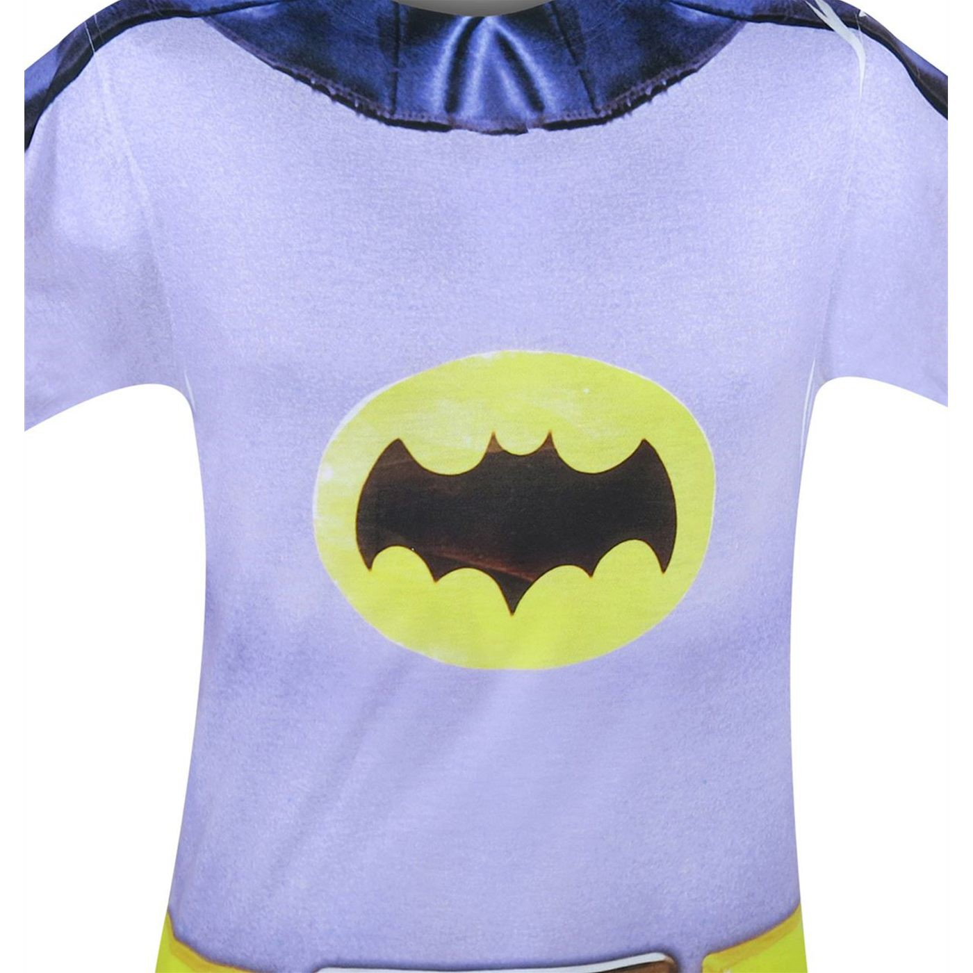 Adam West Batman Costume T-Shirt