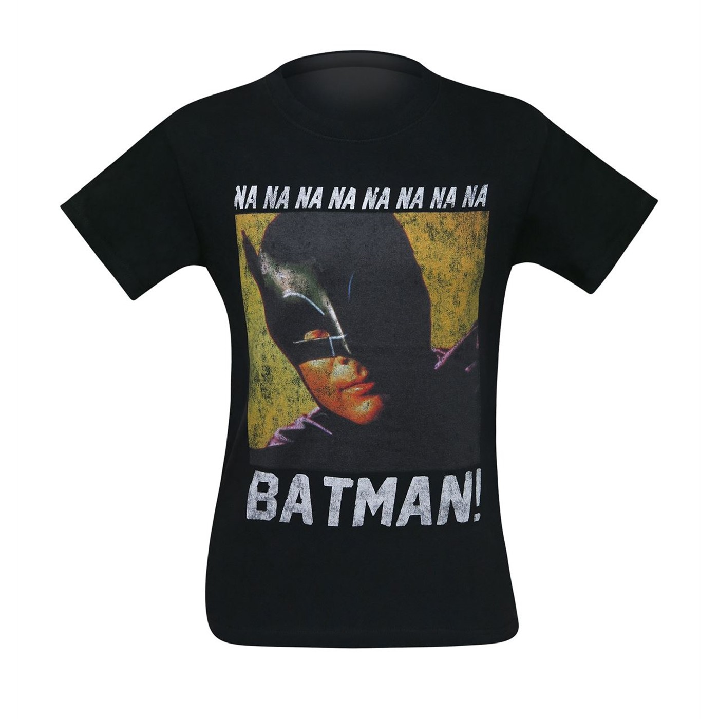 Adam West Batman NA NA NA Tribute Men's T-Shirt