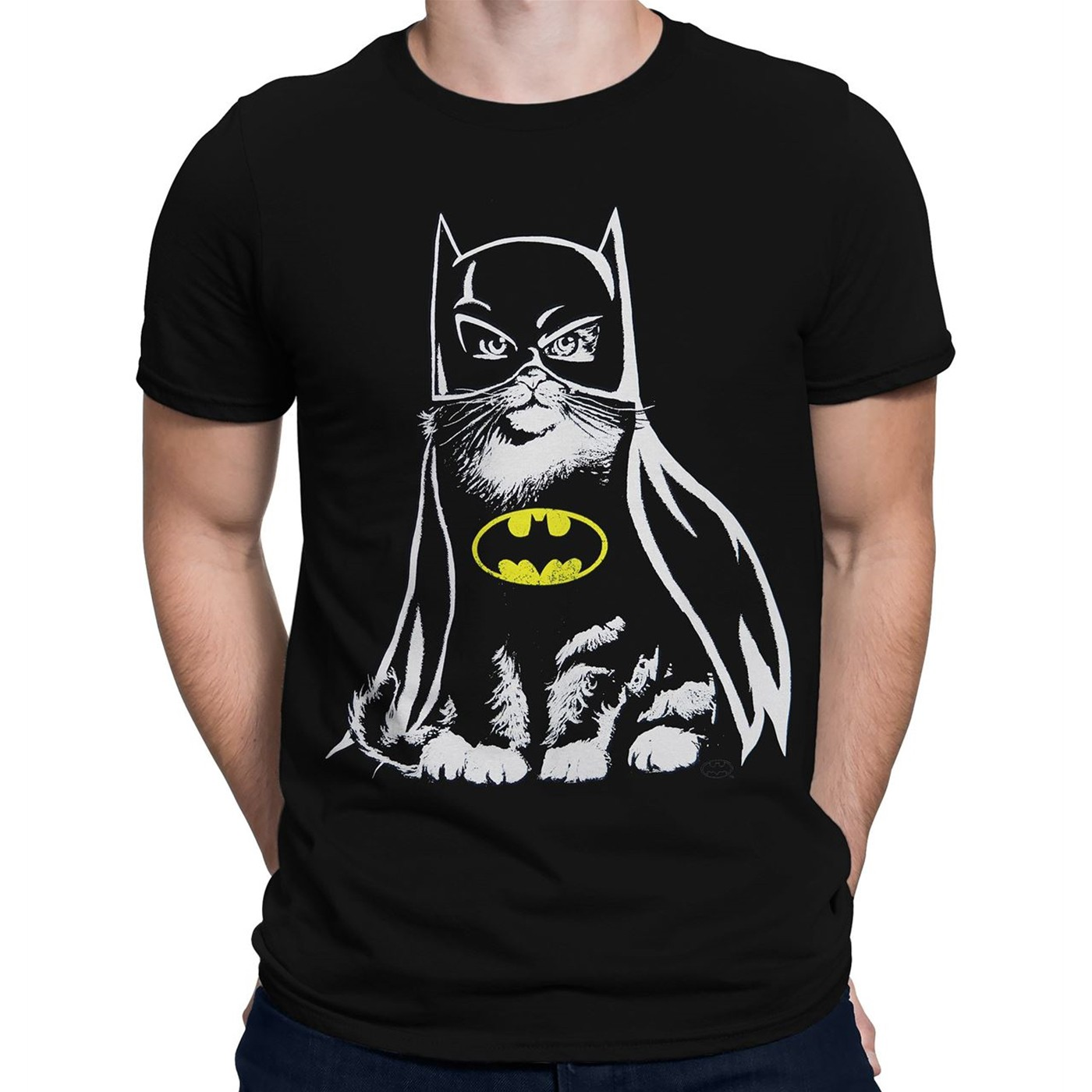 Batman Bat Cat T-Shirt