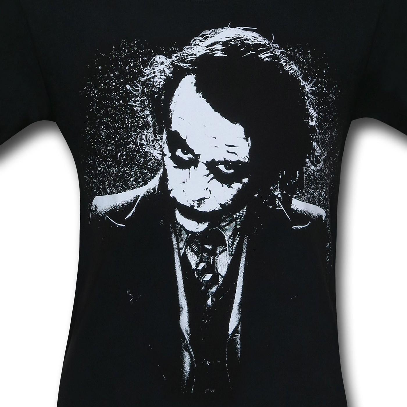 Joker Heath Ledger Dark Joker T-Shirt