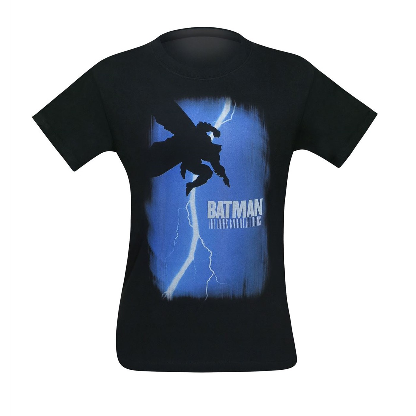 Batman Dark Knight Returns Comic Cover Men's T-Shirt
