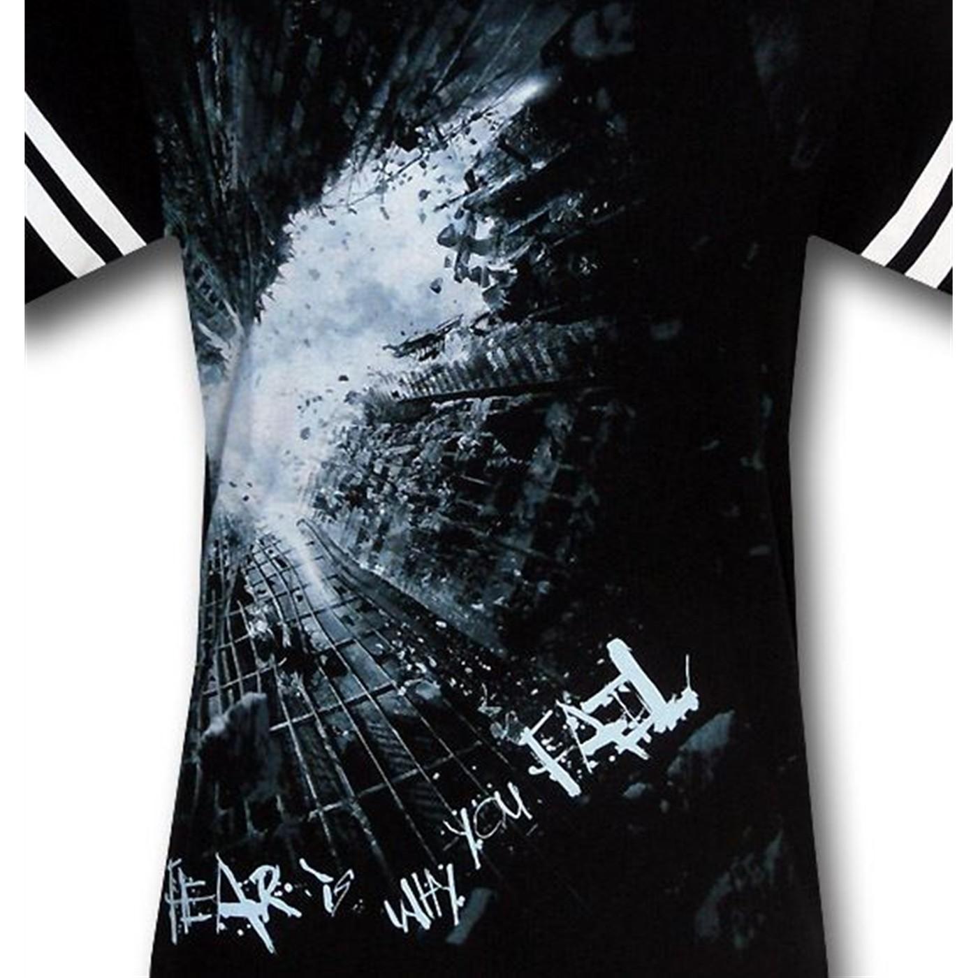 Dark Knight Rises Athletic T-Shirt