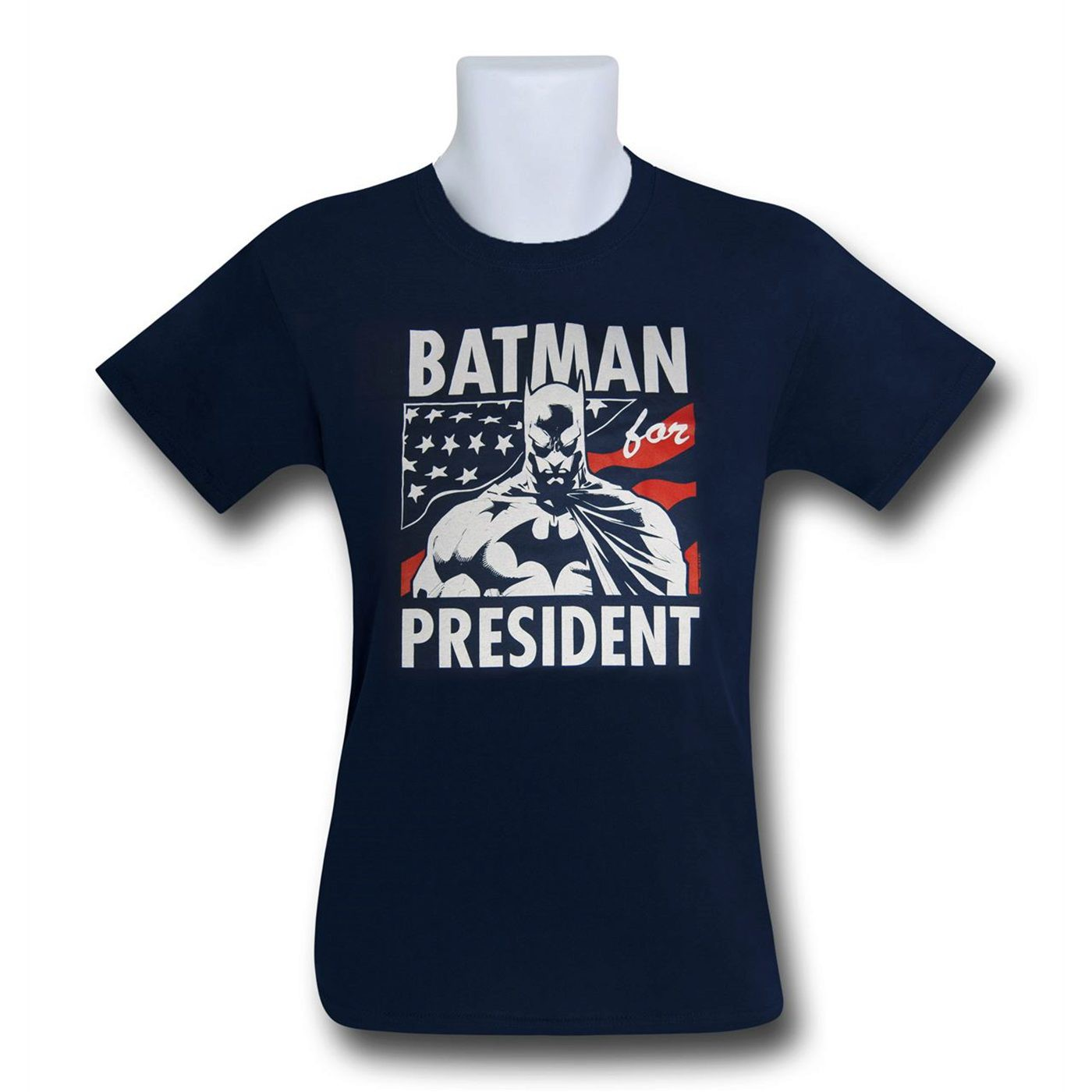 Batman for President Men's T-Shirt