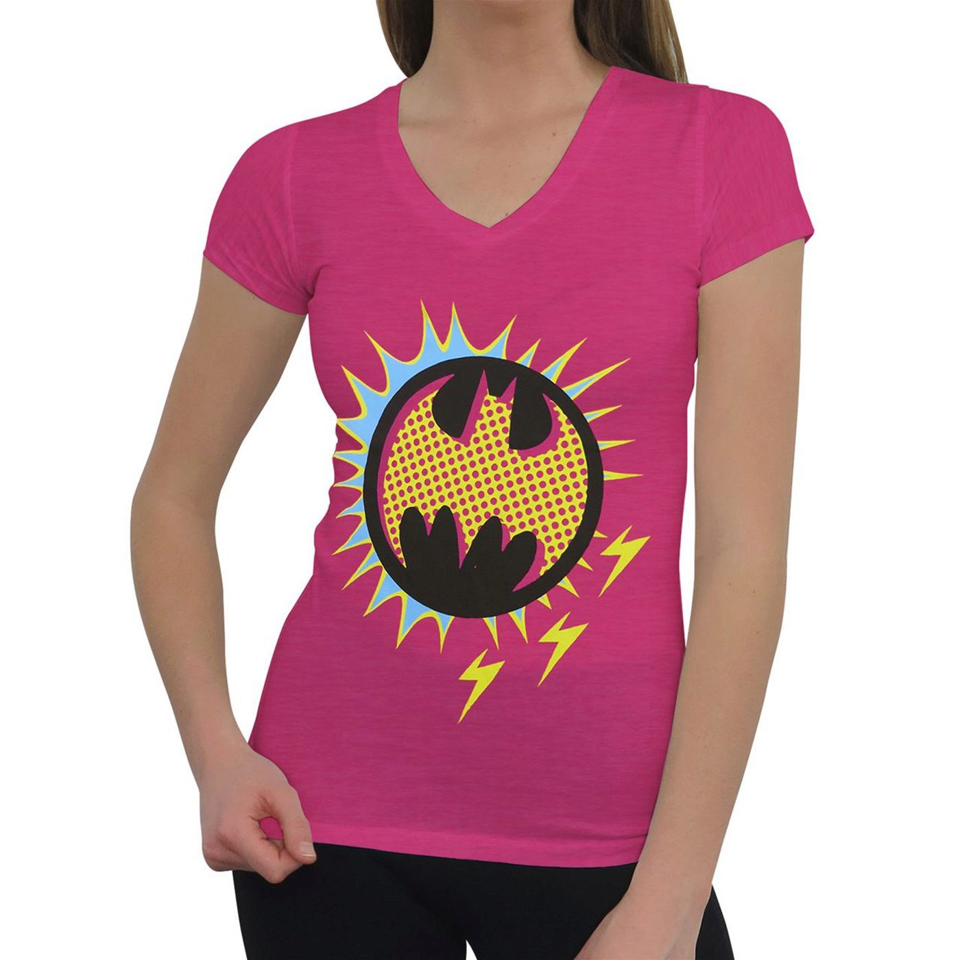 Batman Retro Symbol Women's T-Shirt