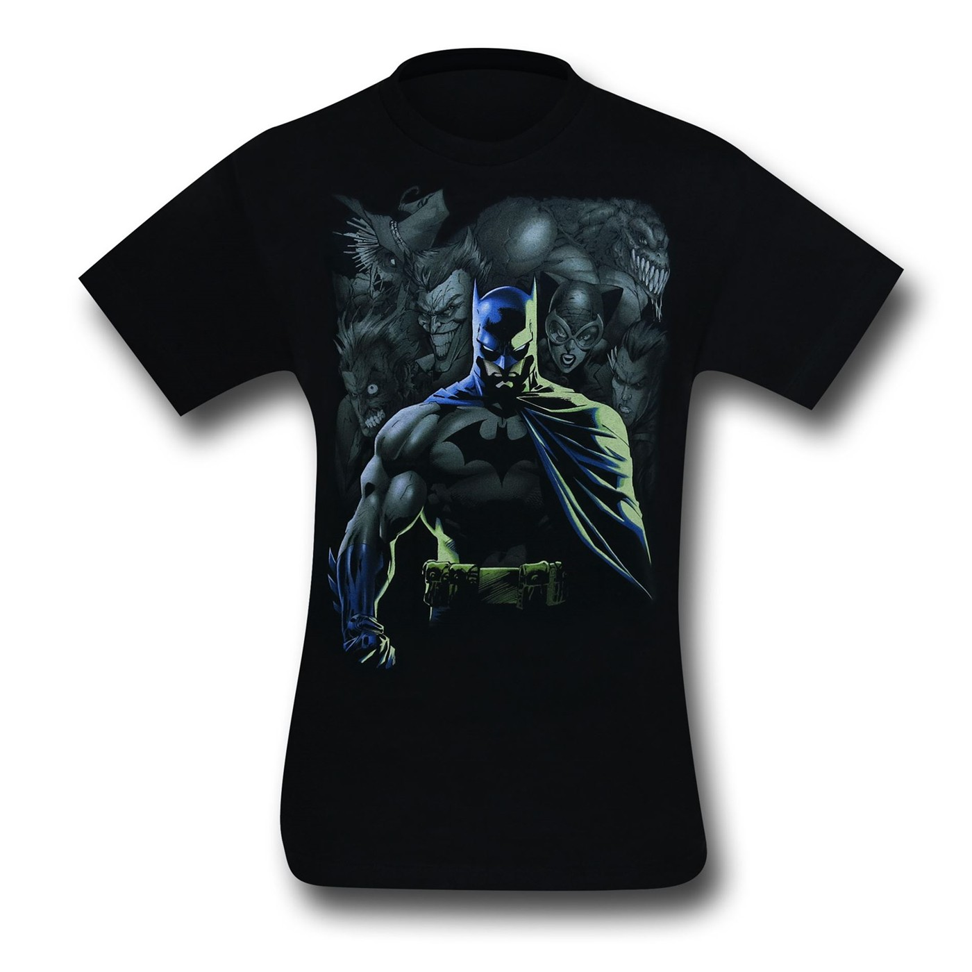 Batman Rogues Reminder T-Shirt
