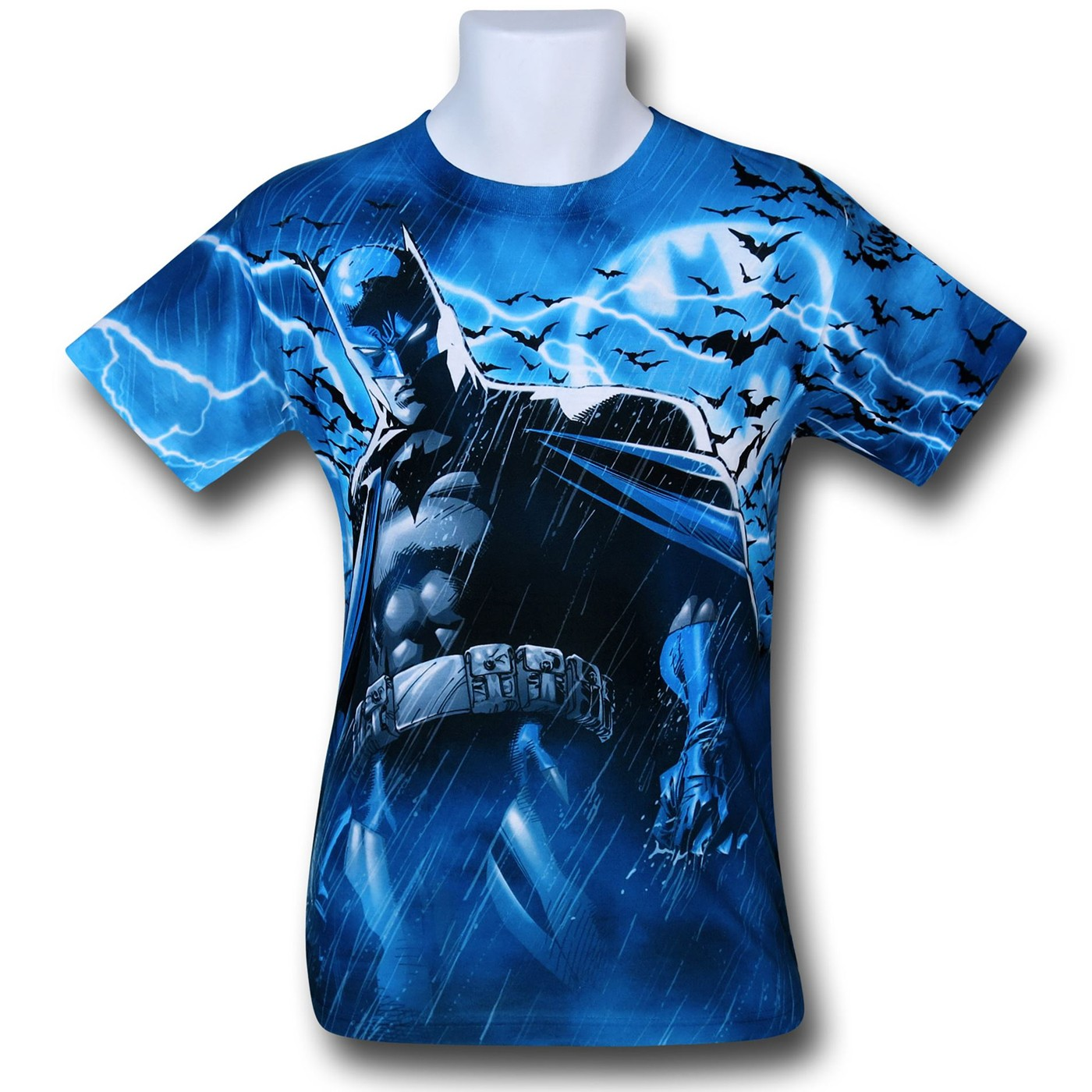 Batman Stormy Knight Sublimated T-Shirt