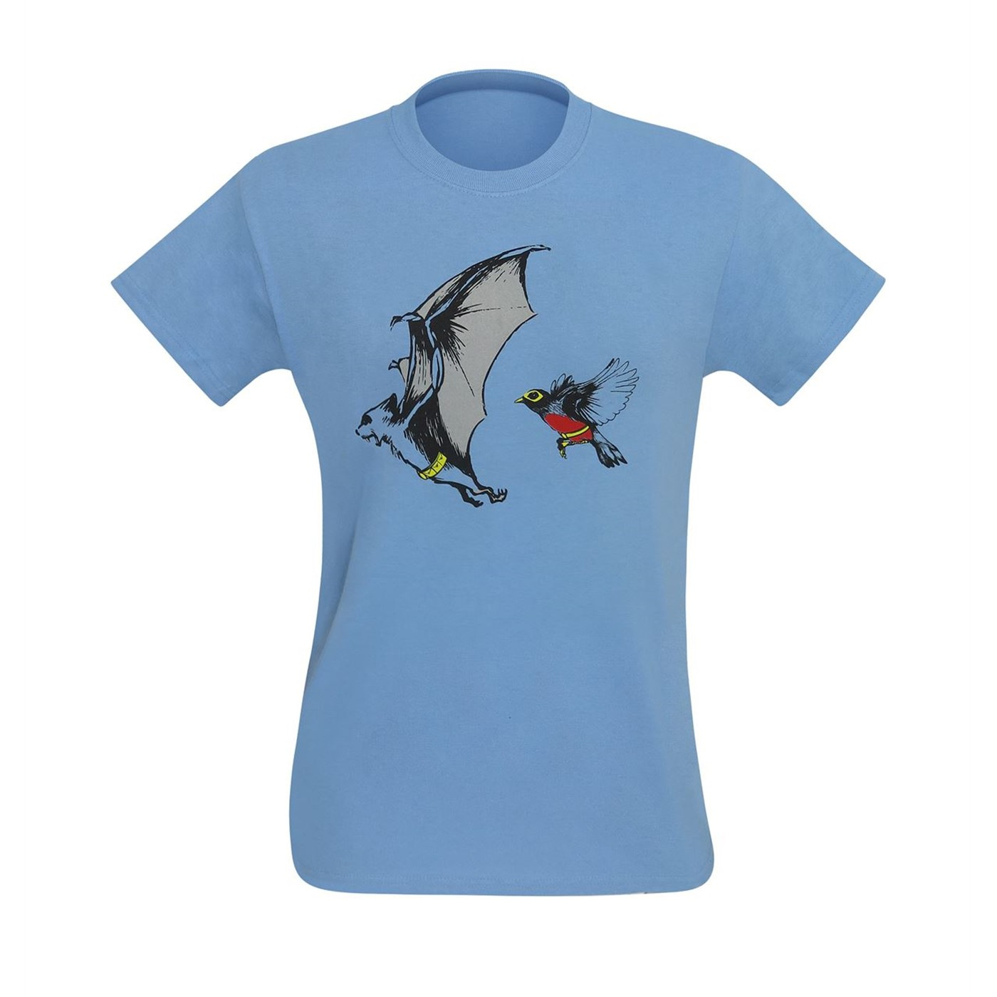 The Bat & The Robin Men's T-Shirt