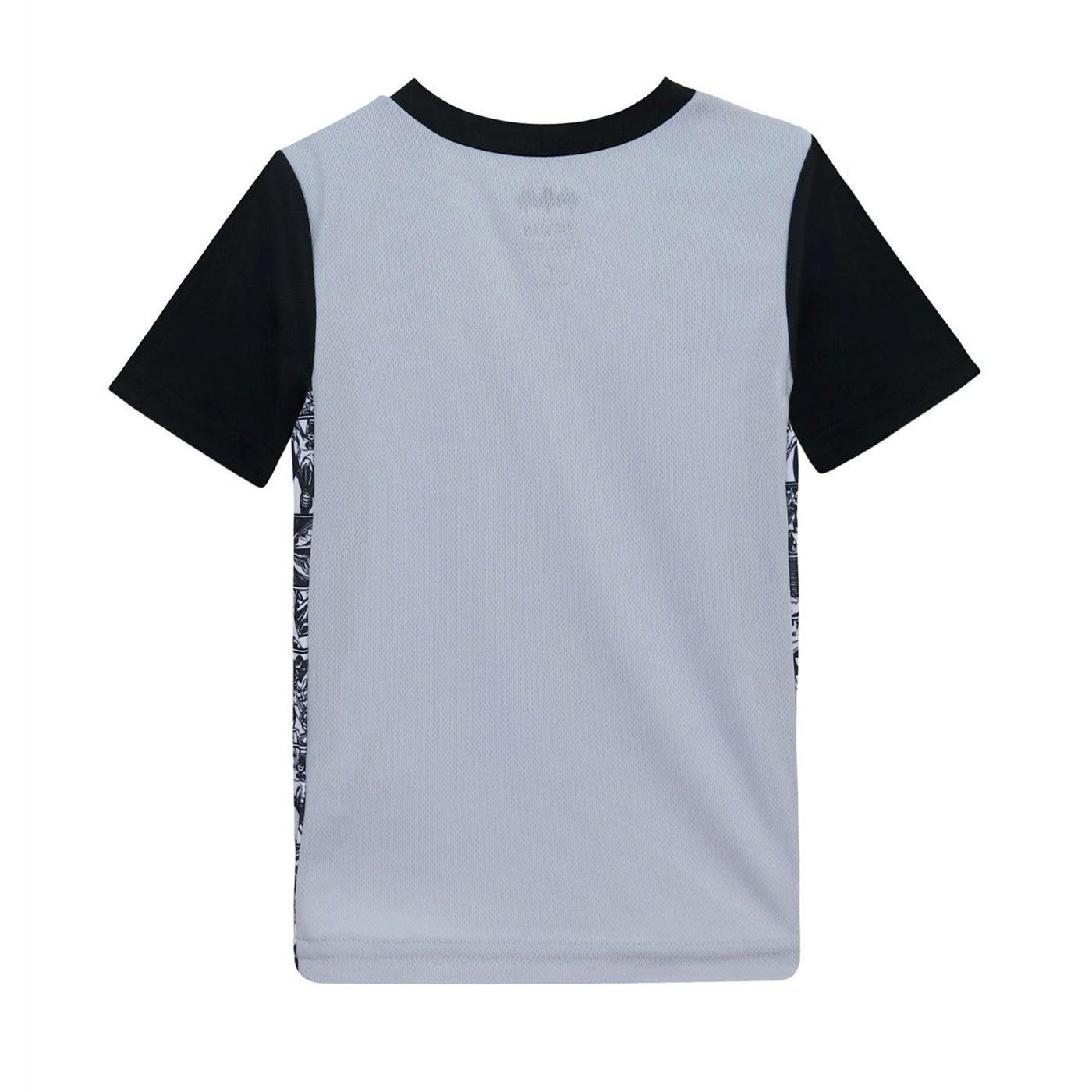 Batman Symbol Two-Tone Kids T-Shirt