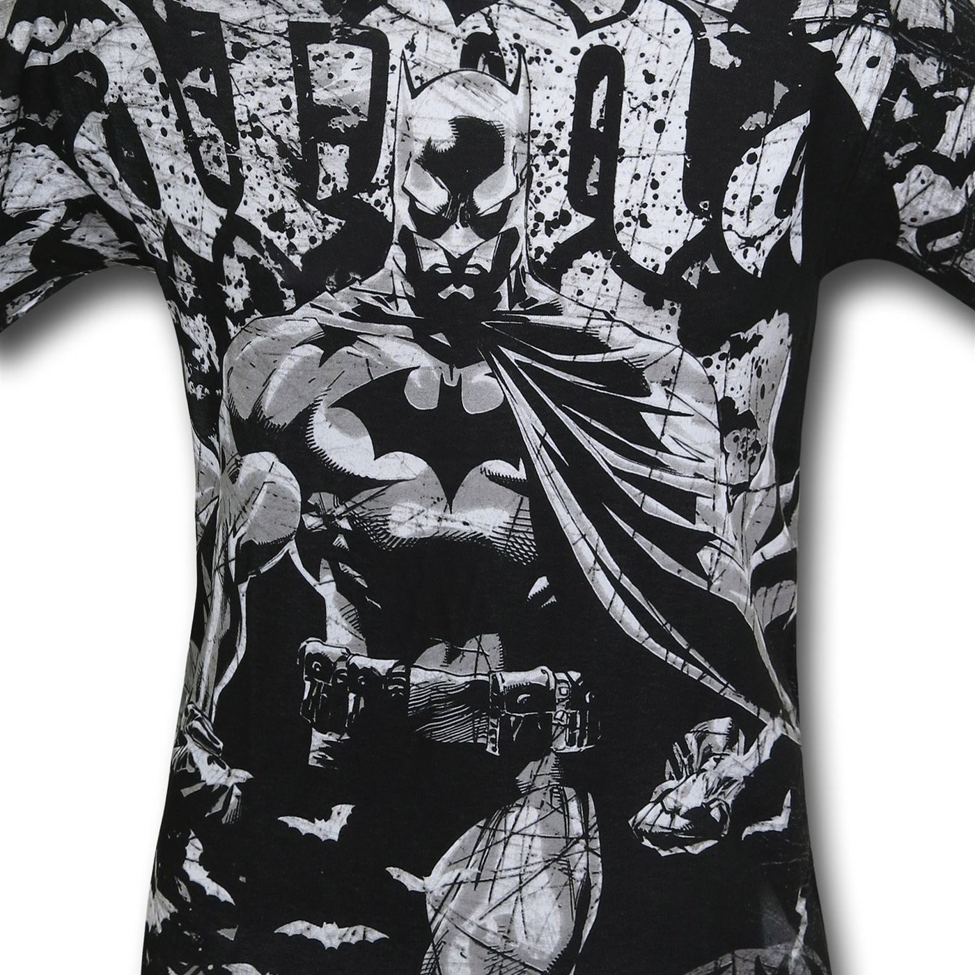 Batman Urban Legend All Over Print T-Shirt