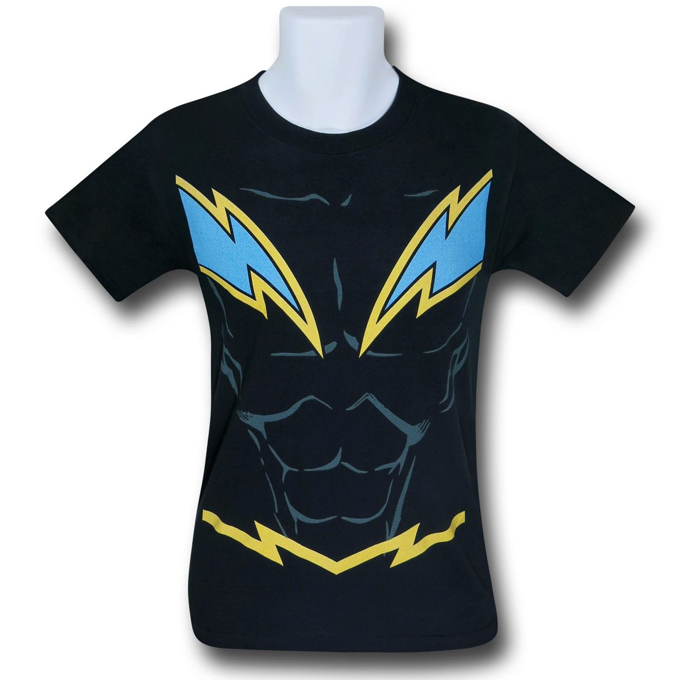 Black Lightning New 52 Costume T-Shirt