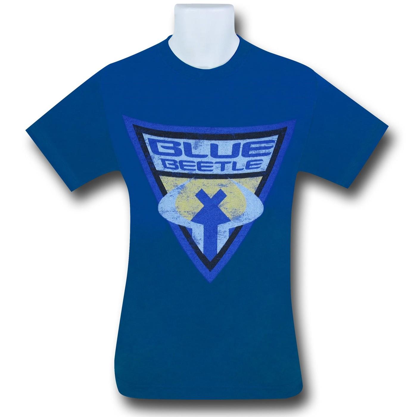 Blue Beetle Kids Brave & Bold T-Shirt