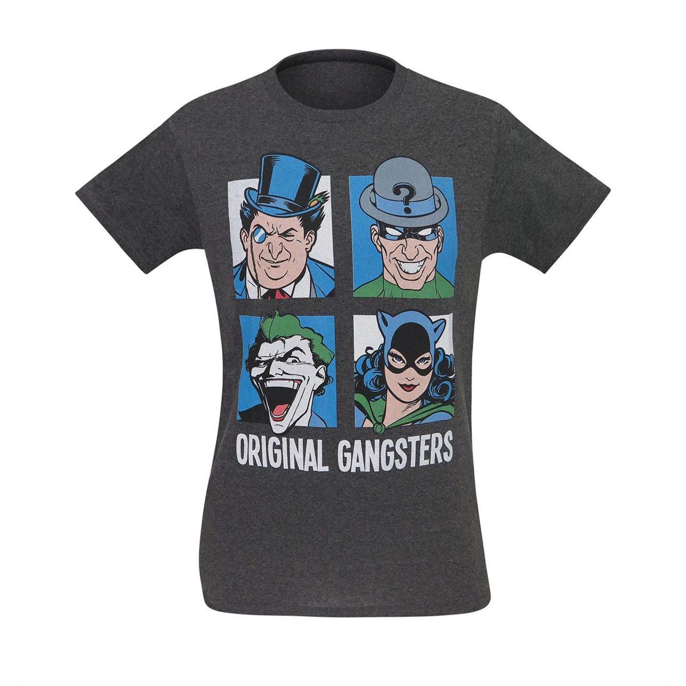 Gotham's Original Gangsters Men's T-Shirt