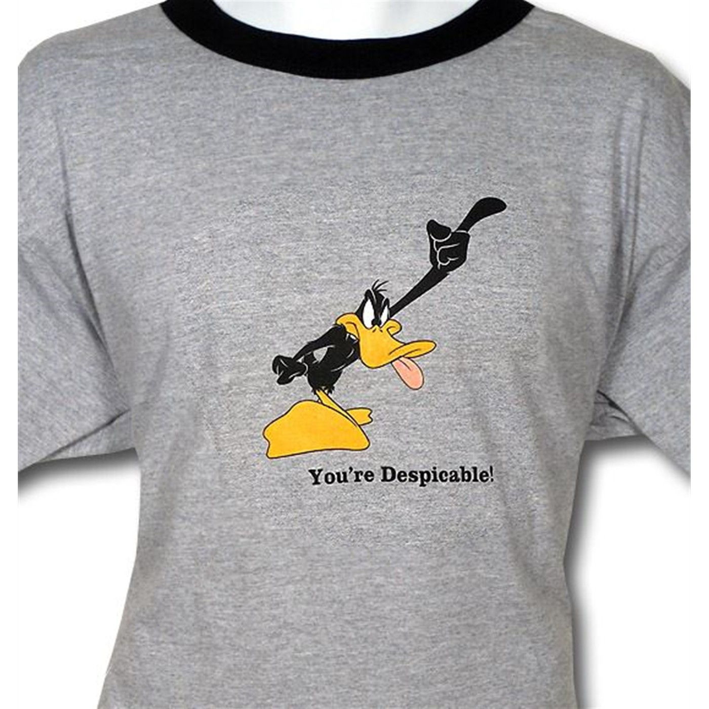 Daffy Duck: Despicable Ringer
