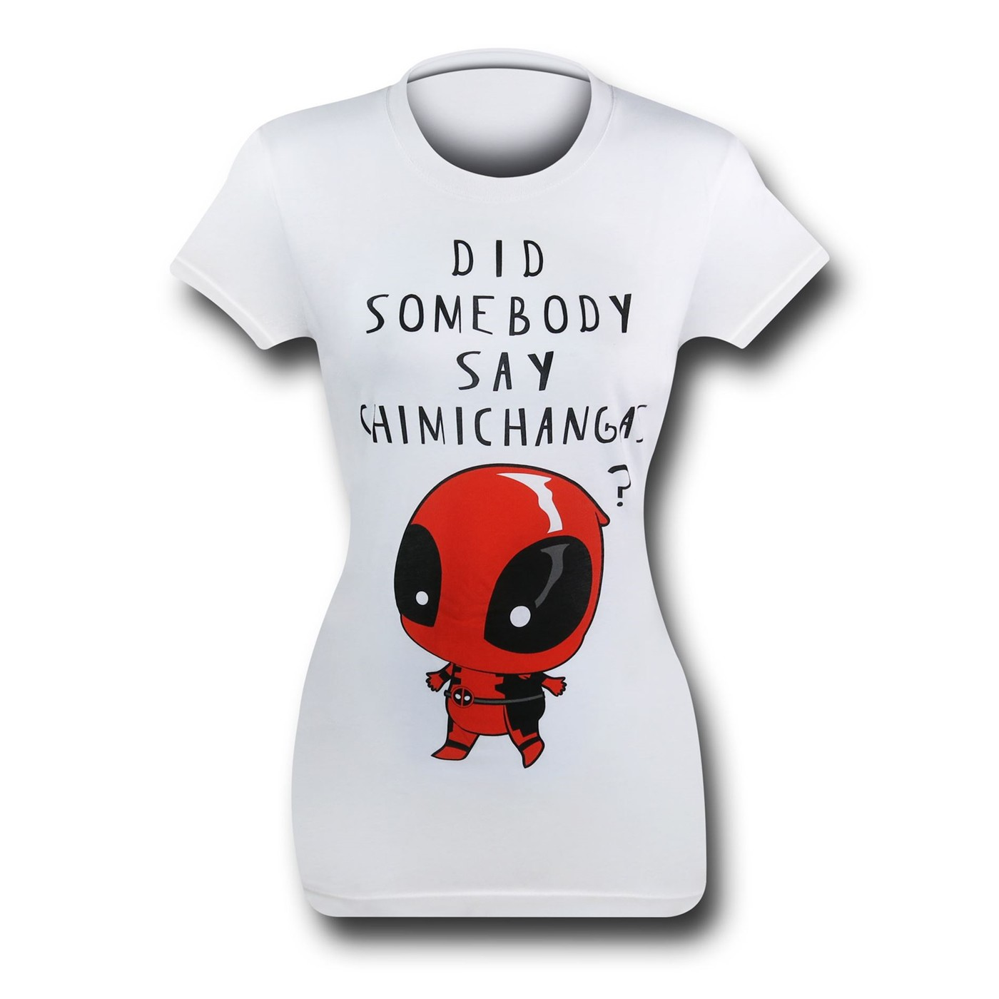 Deadpool Chimichangas Women's T-Shirt