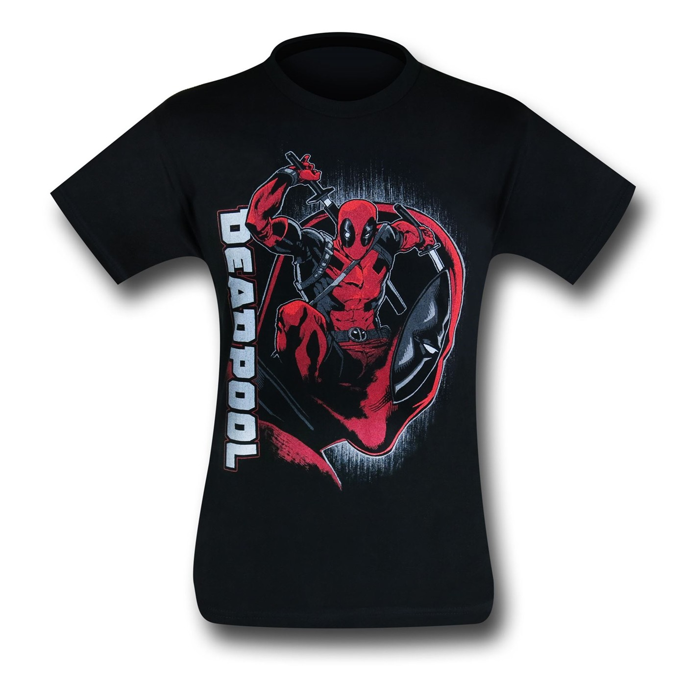 Deadpool On The Brain T-Shirt