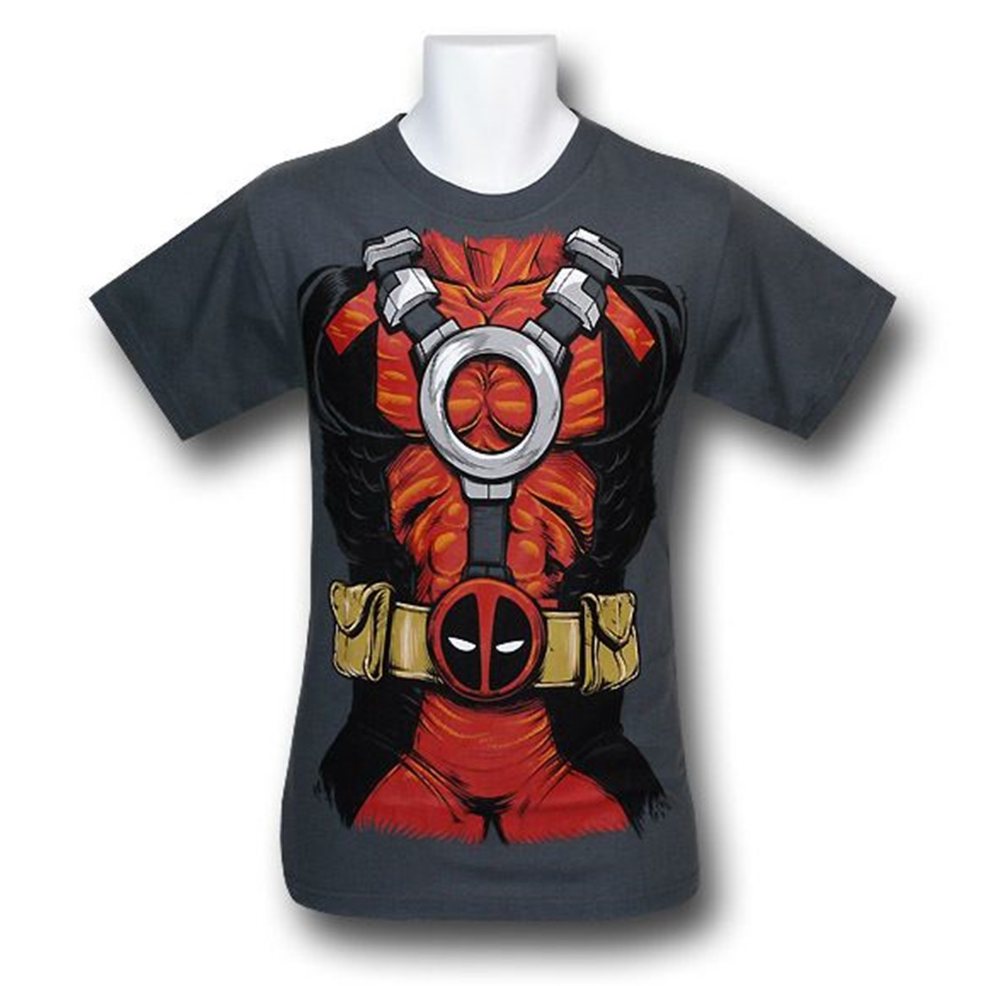 Deadpool Costume T-Shirt